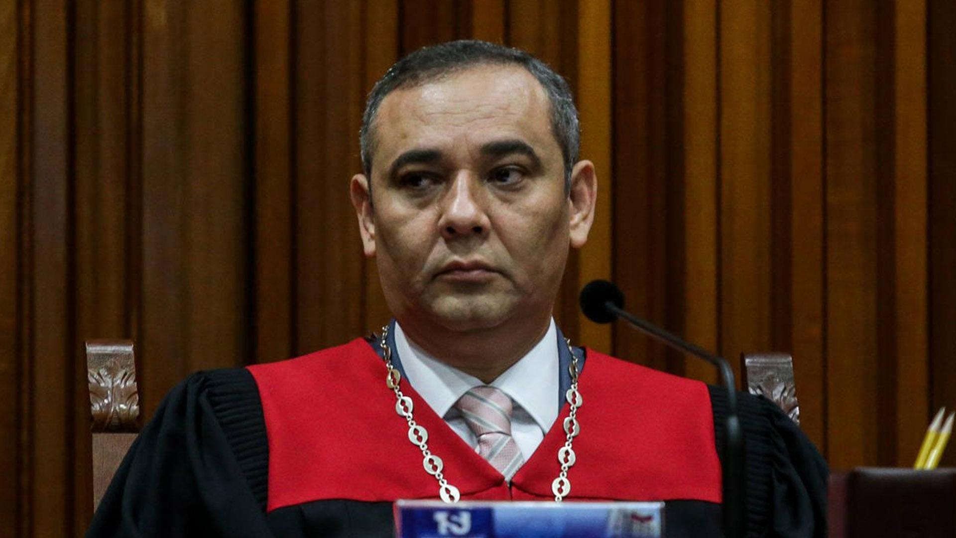 [Comunicado] Así le respondió Maikel Moreno a EEUU por ofrecer recompensa por su captura