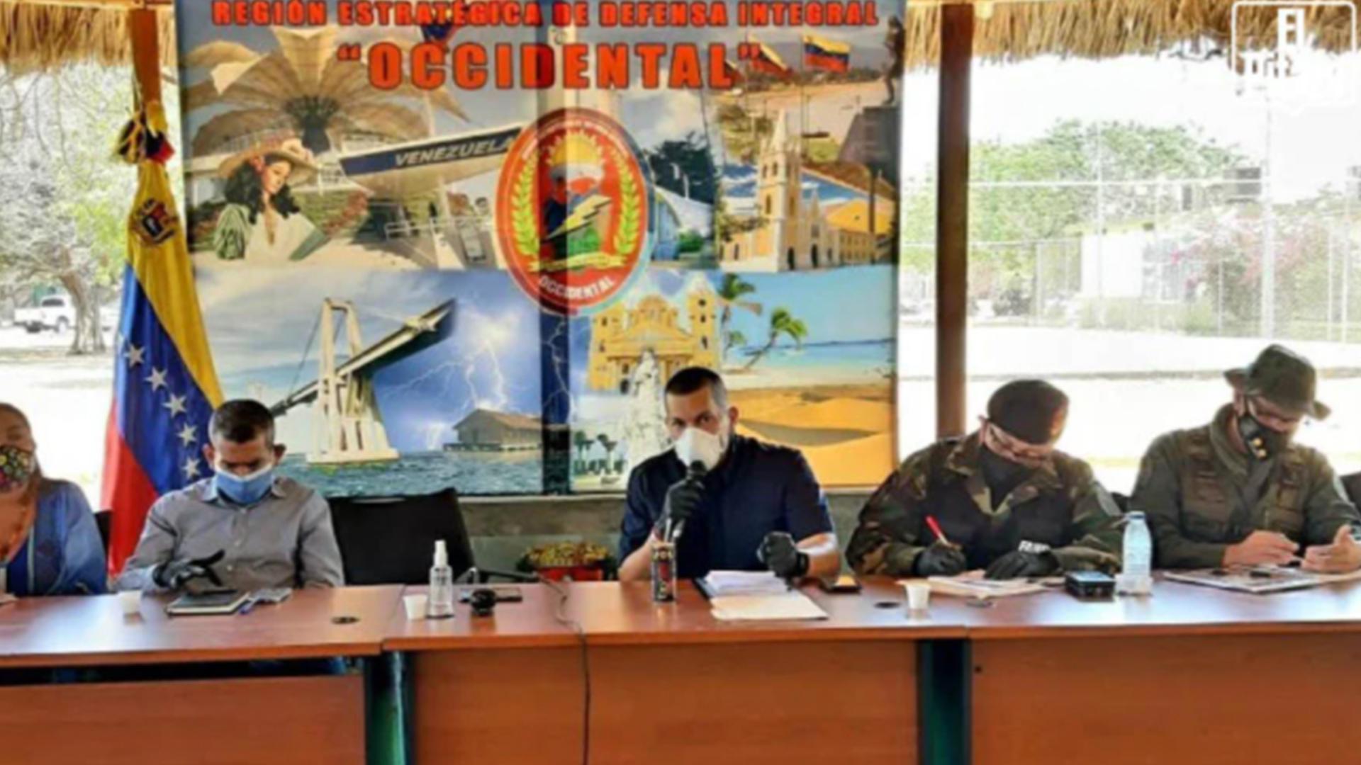 """Gobernador del Zulia: """"Hay un brote importante de coronavirus"""