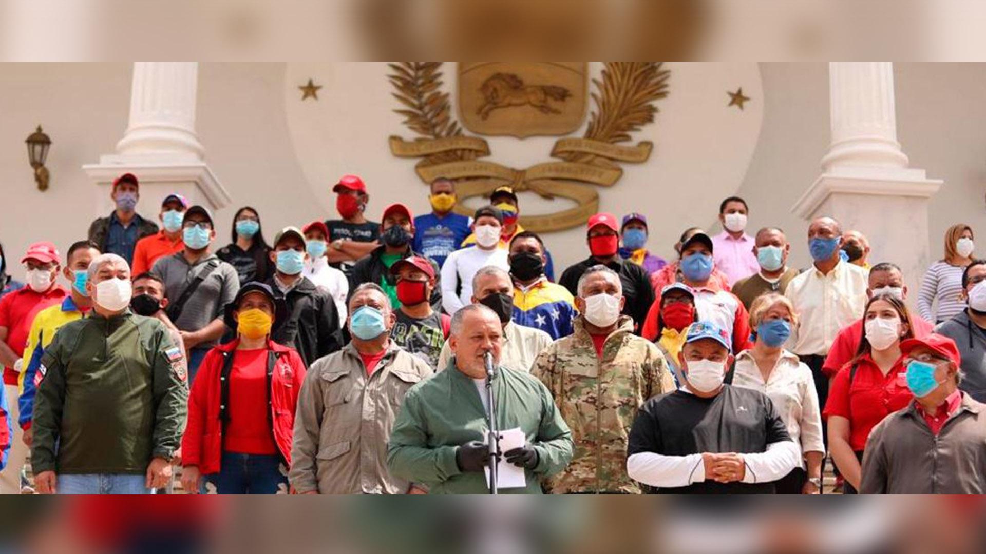 Diosdado Cabello confirma la muerte de 8 personas durante presunta «invasión» a Venezuela