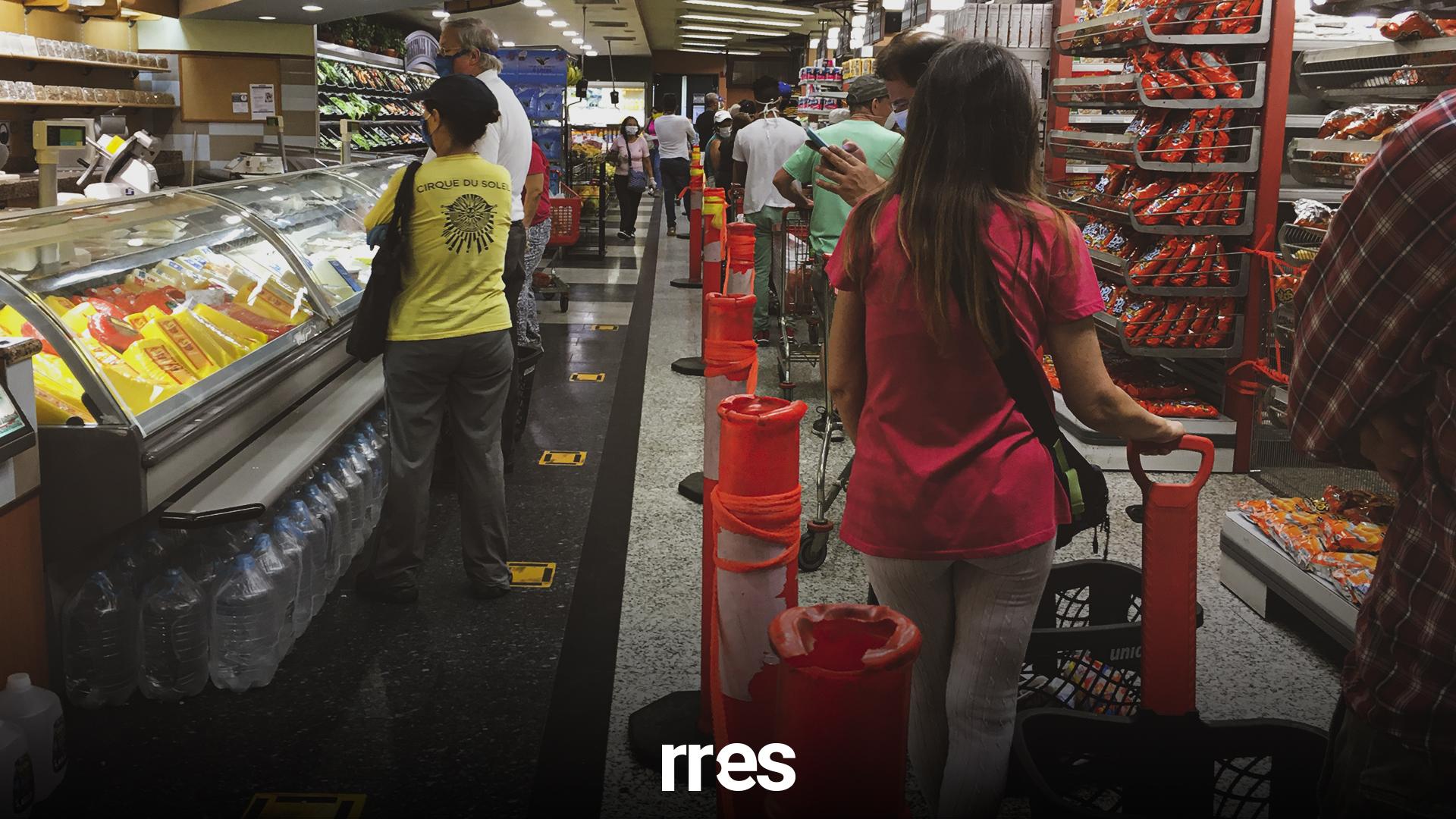 No hay sueldo que aguante: Entre  $74 y $97 cuesta un mercado mensual con los productos regulados por el gobierno