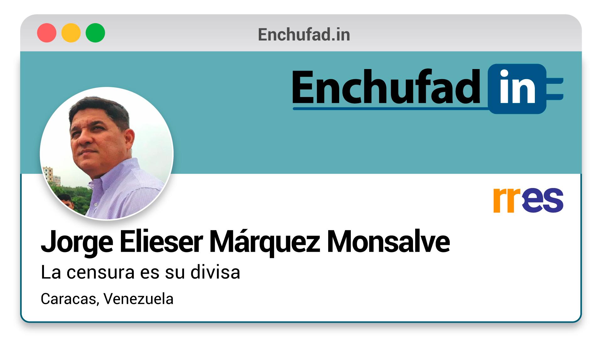 #EnchufaDÍN | Felicita a Jorge Elieser Márquez por su nuevo cargo