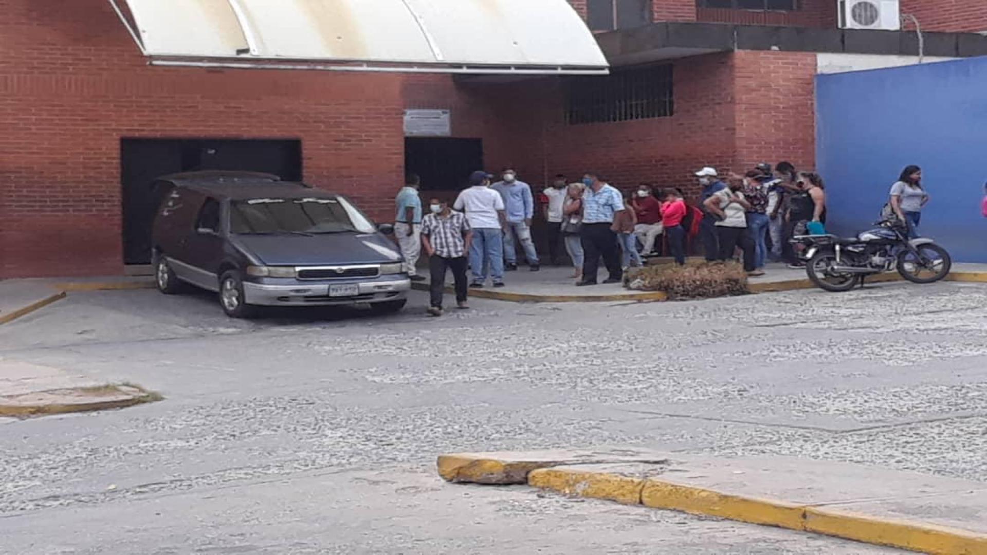 #MonitorDeVíctimas   FAES utilizó igual procedimiento para asesinar a 3 hombres en Barquisimeto