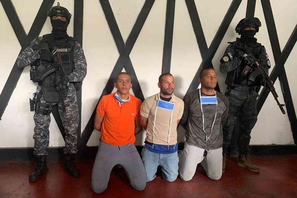 Detienen a otros tres presuntos implicados en Operación Gedeón