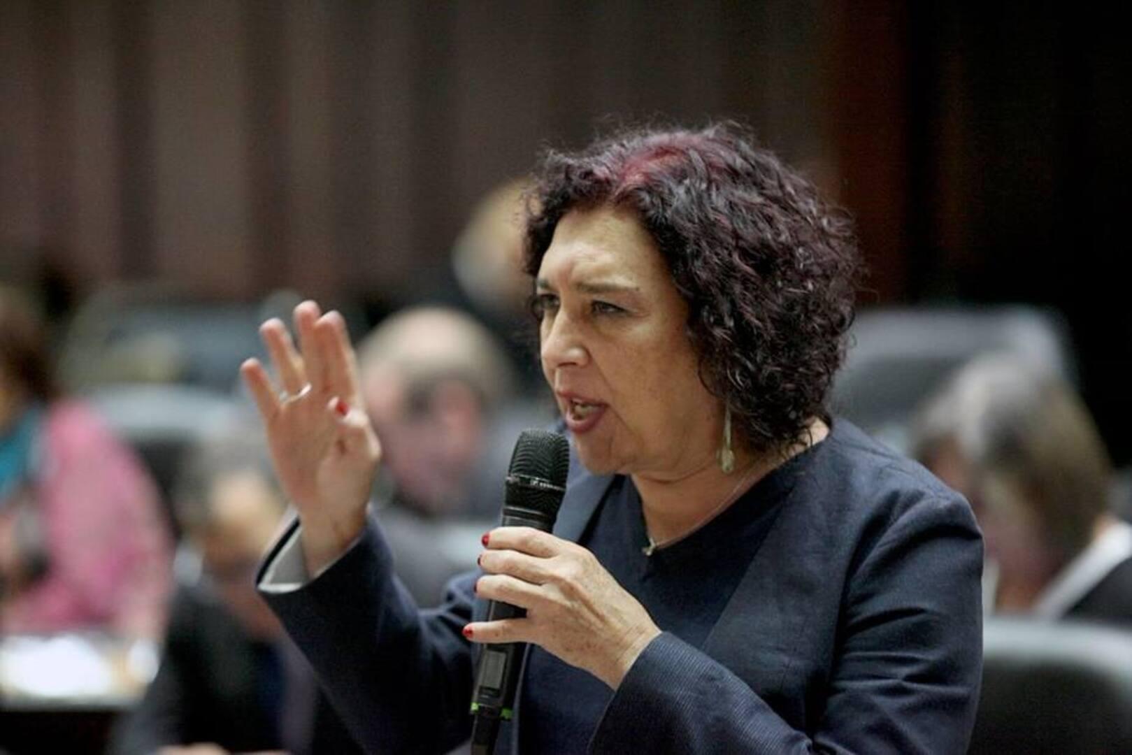 Tamara Adrián advierte que COVID-19 ha afectado de manera desproporcionada a la comunidad LGBTIQ