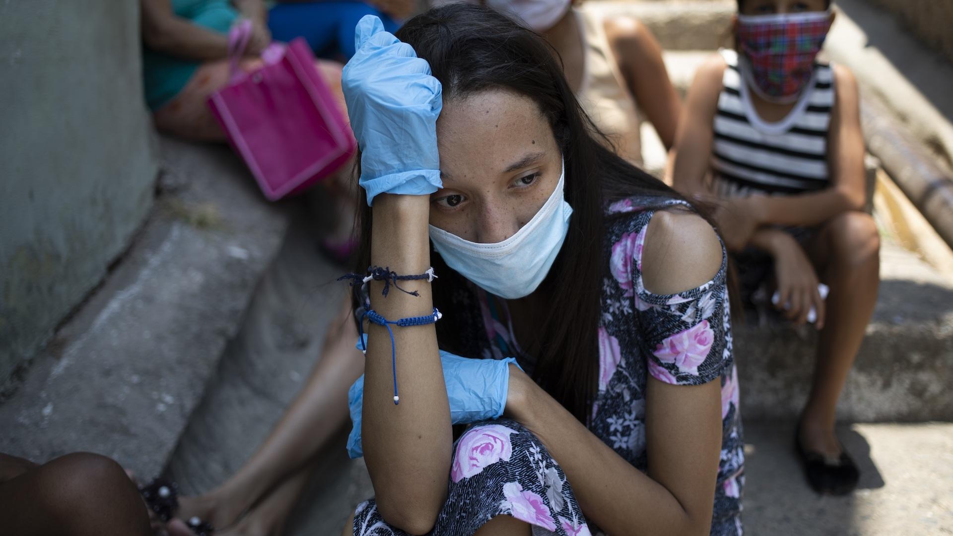 ACNUR: refugiados venezolanos recurren a mendicidad, sexo por supervivencia y corren riesgo de ser víctimas de traficantes en medio de la pandemia