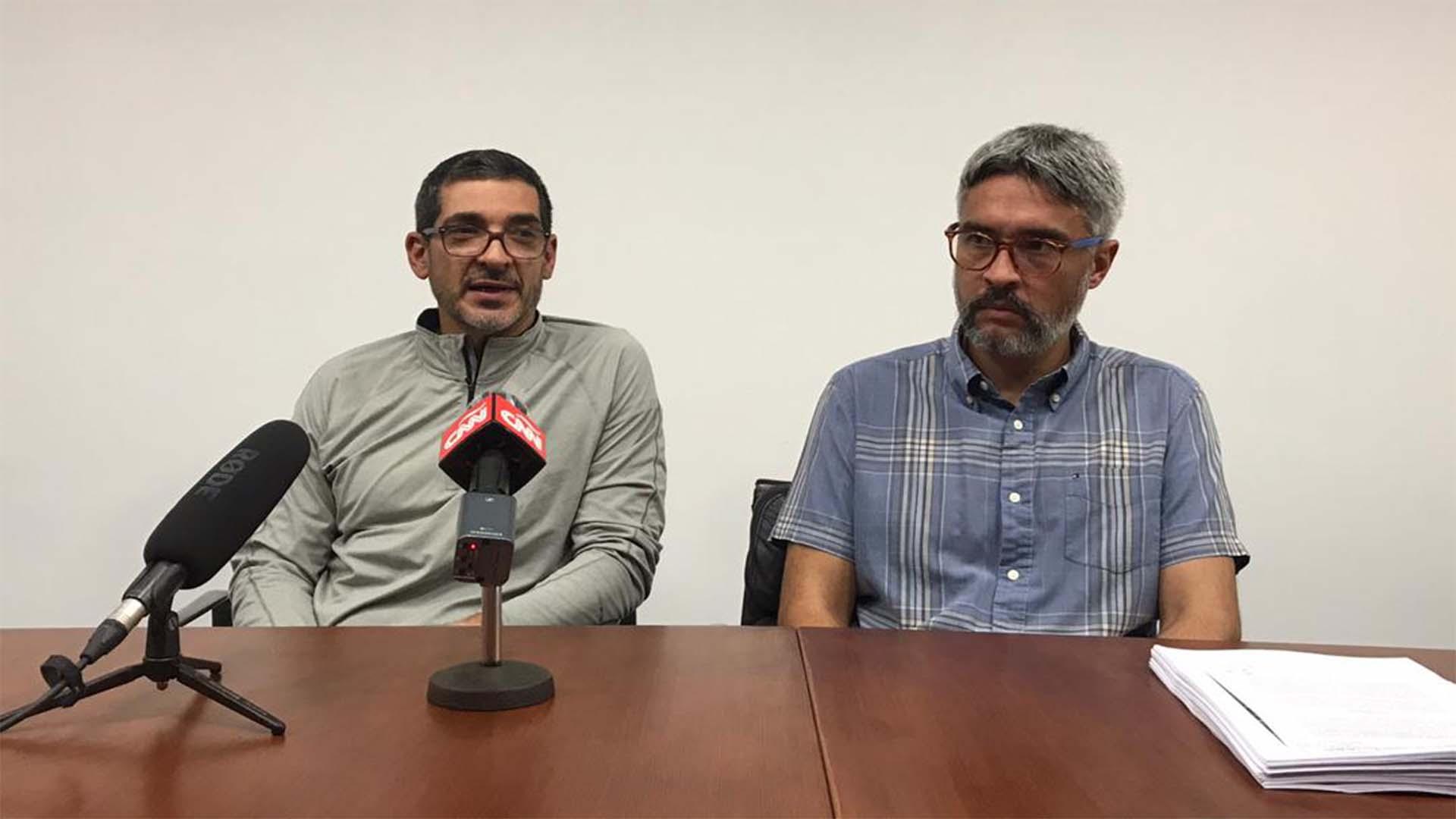 Carlos Villamizar, exdirectivo de Directv acude al Sebin: Espero que haya justicia, yo soy inocente