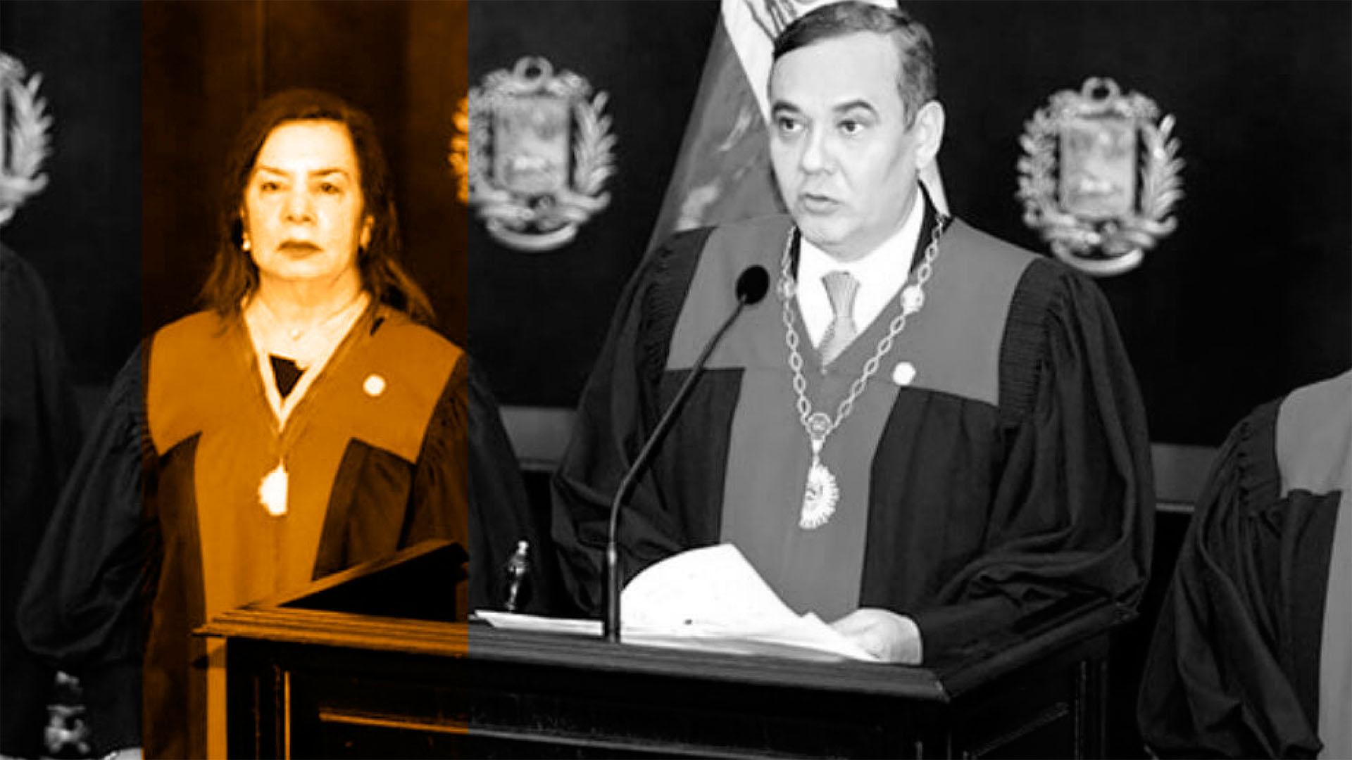 Runrunes de Bocaranda: MEDIO – DISCREPANCIA EN EL TSJ
