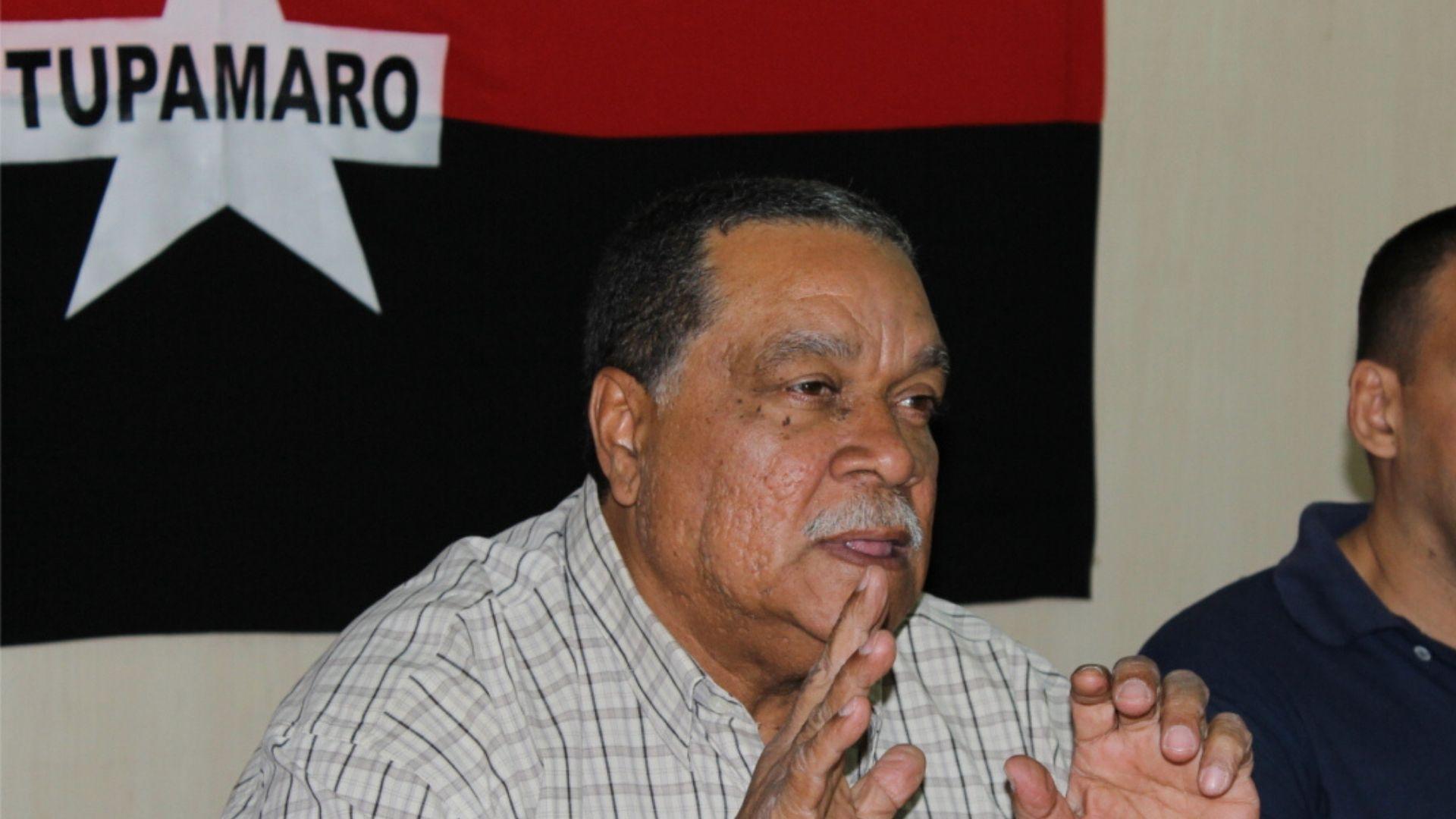 Tupamaro José Pinto es trasladado a sede del Cicpc en Caracas