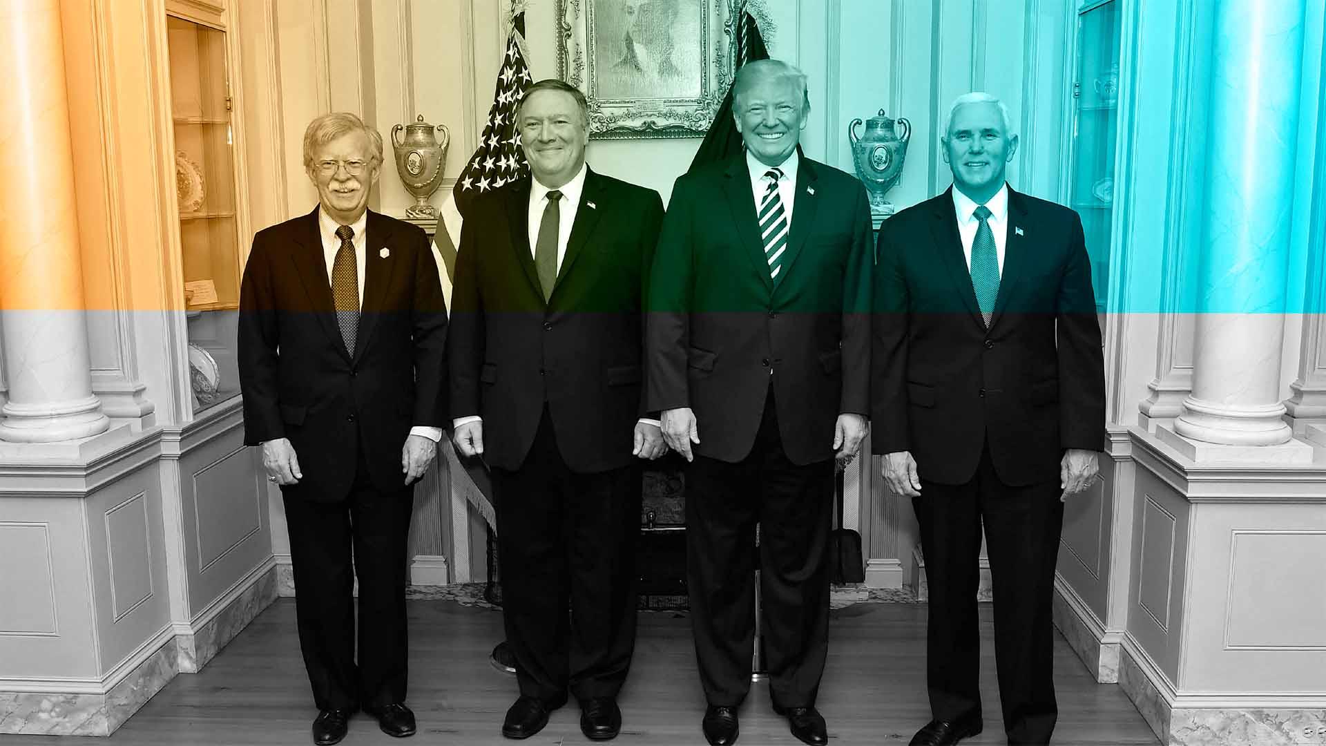 Informe Otálvora: Bolton retrata contradicciones de gobierno Trump ante Venezuela, por Edgar C. Otálvora