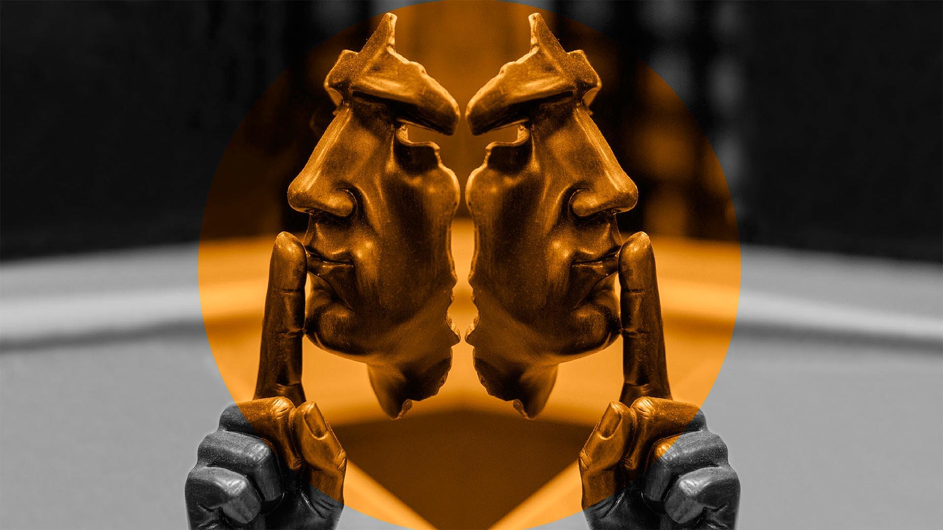 El contrapuesto silencio, mutis antagonista, por Armando Martini Pietri