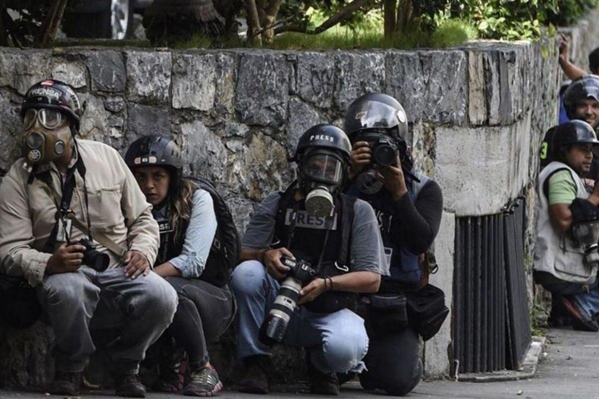 """Espacio Público: """"En mayo se registraron 112 violaciones a la libertad de expresión en Venezuela"""""""