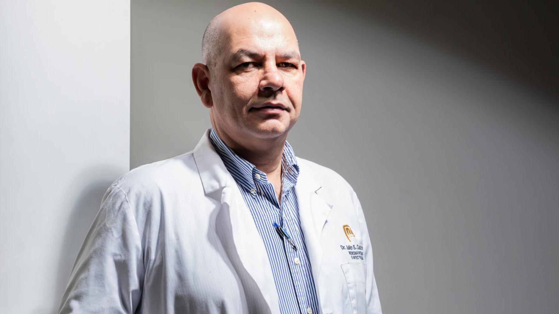 Julio Castro: El nuevo coronavirus se queda hasta 2021