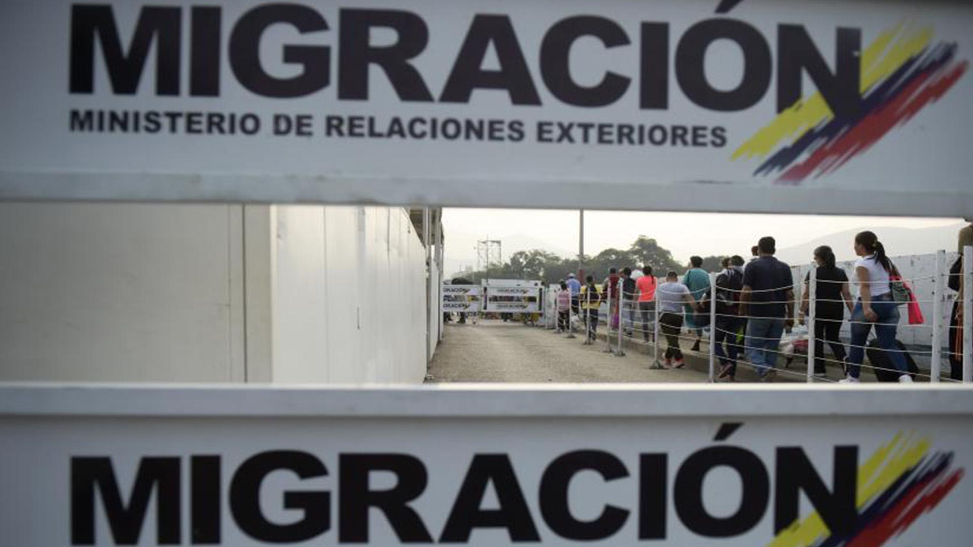 Por segundo mes consecutivo disminuyó la cifra de venezolanos radicados en Colombia