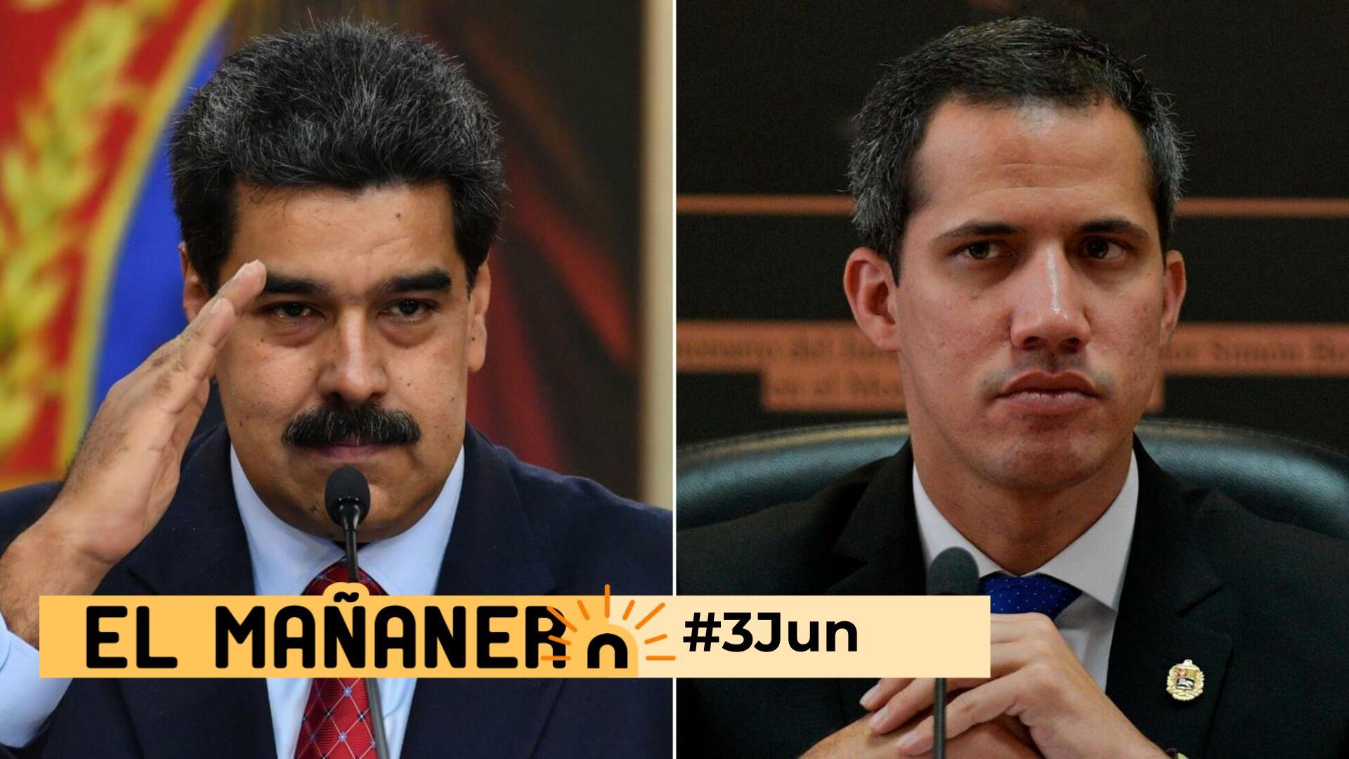 El Mañanero de hoy #3Jun: Las 8 noticias que debes saber