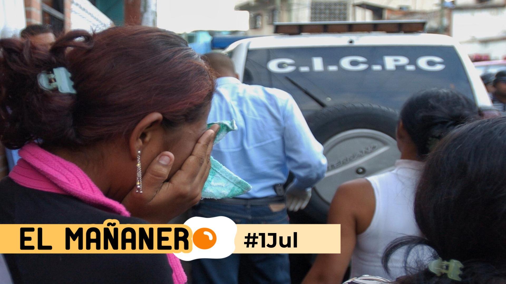 El Mañanero de hoy #1Jul: Las 8 noticias que debes saber