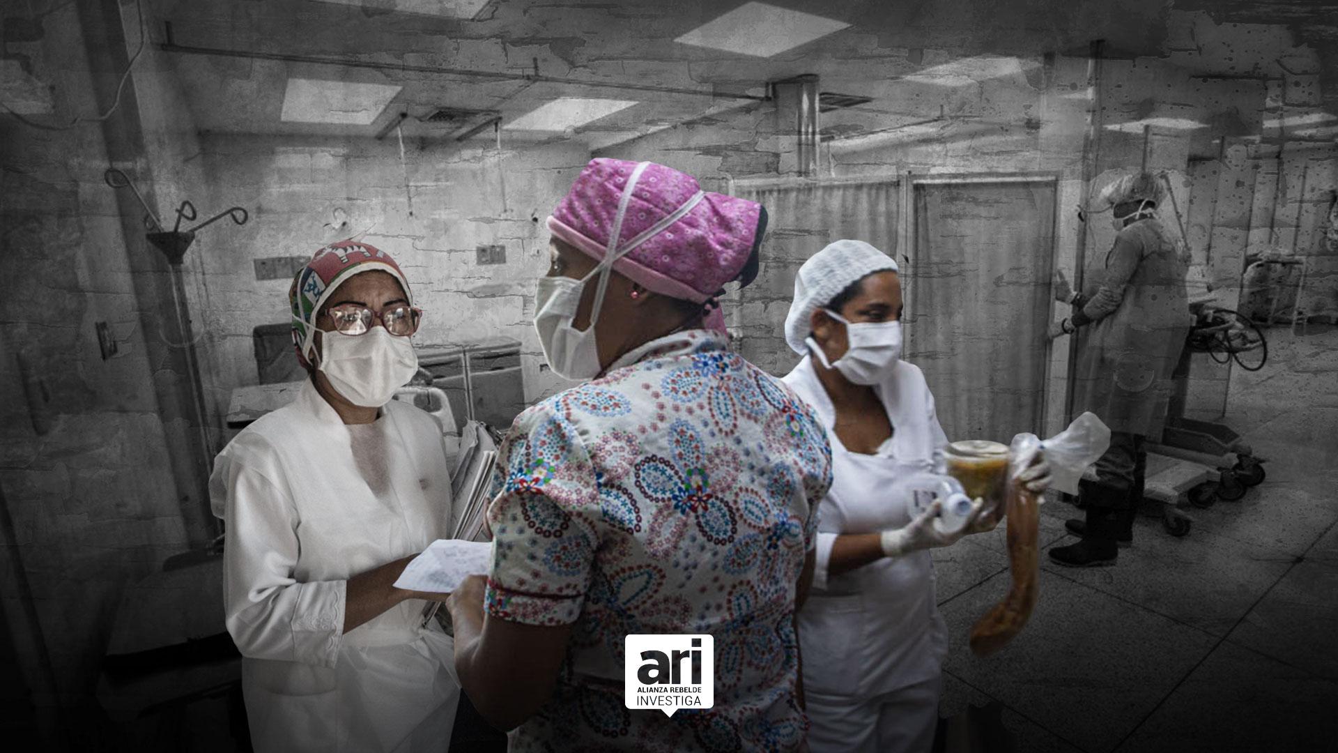 INVESTIGACIÓN | COVID-19: La crisis de hospitales no es un caso importado
