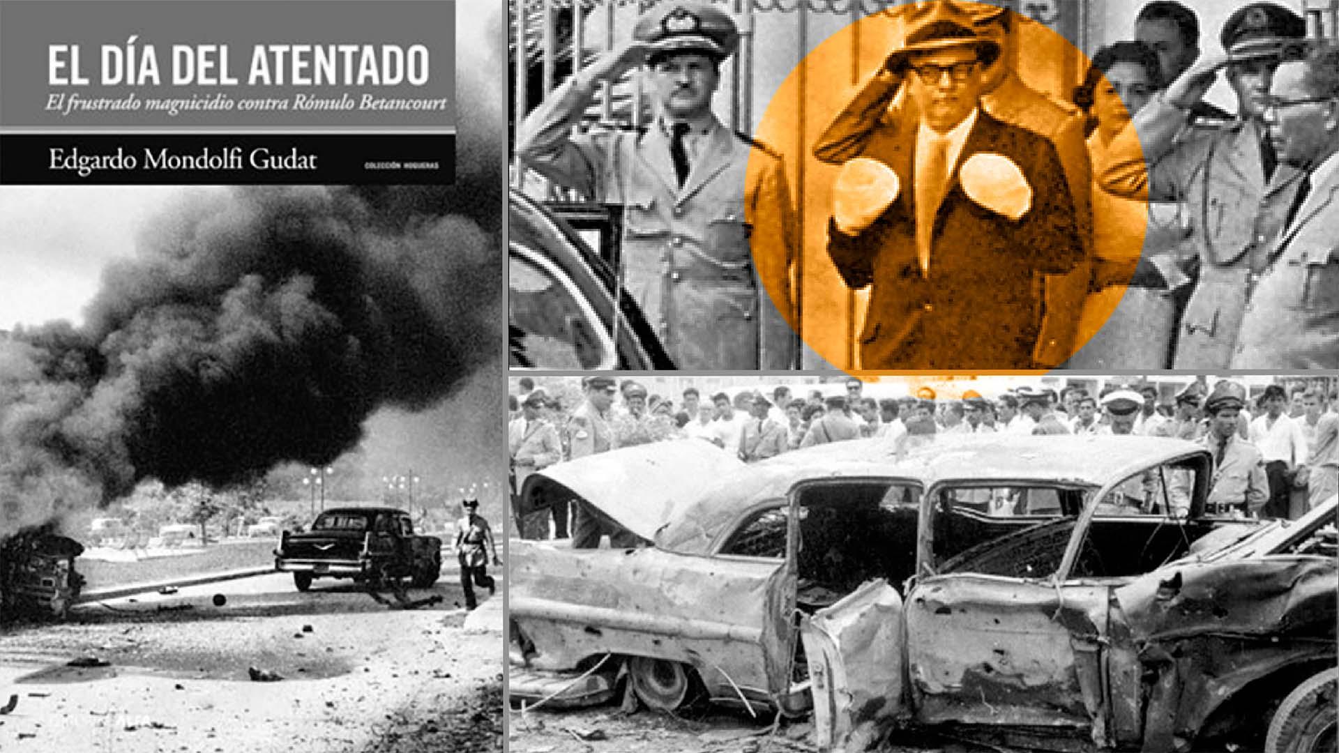 Una latencia llamada Milagros (atentado a Rómulo Betancourt hace 60 años), por Víctor Suárez