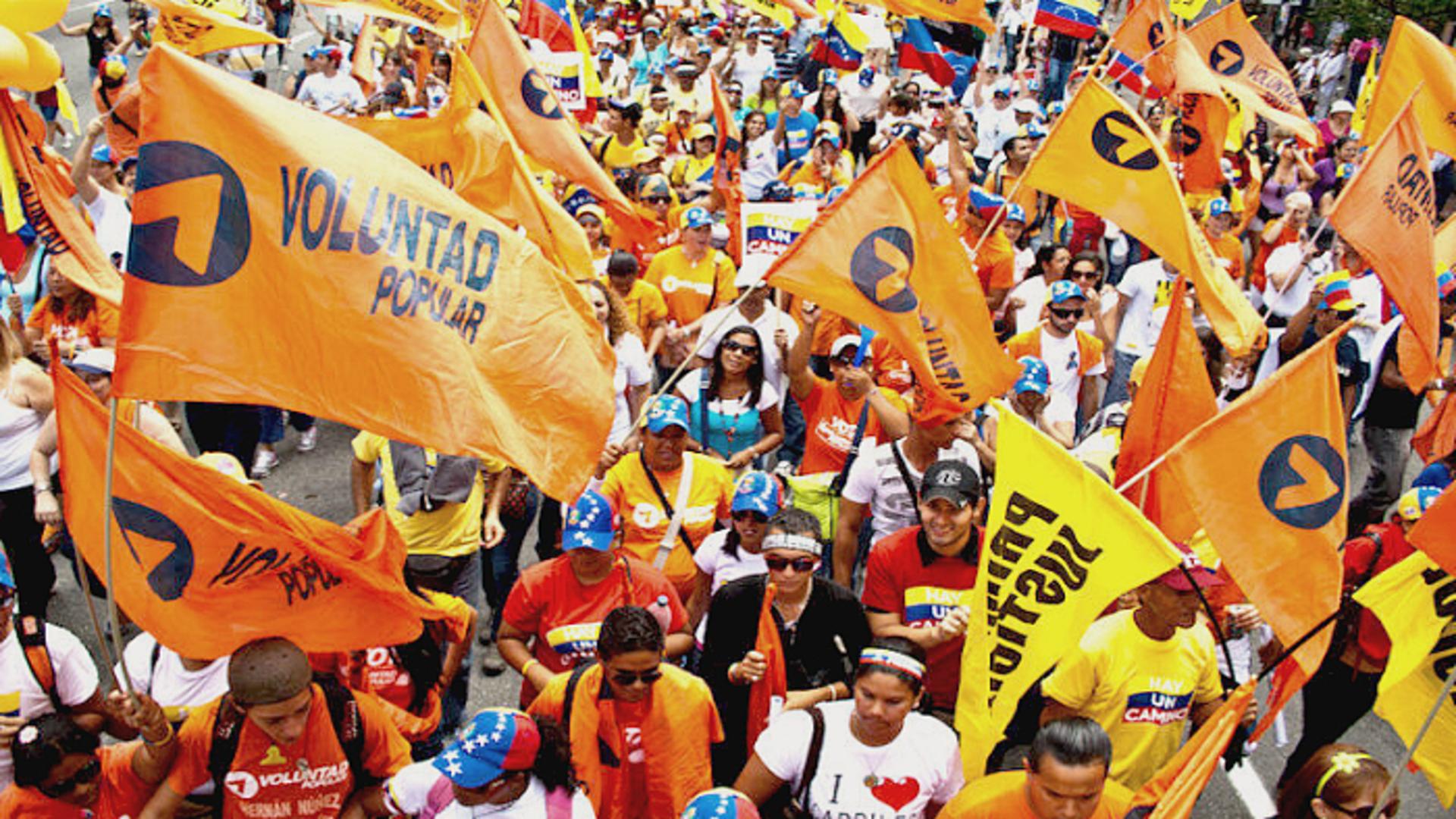 Voluntad Popular pide libertad para todos los presos políticos civiles y militares