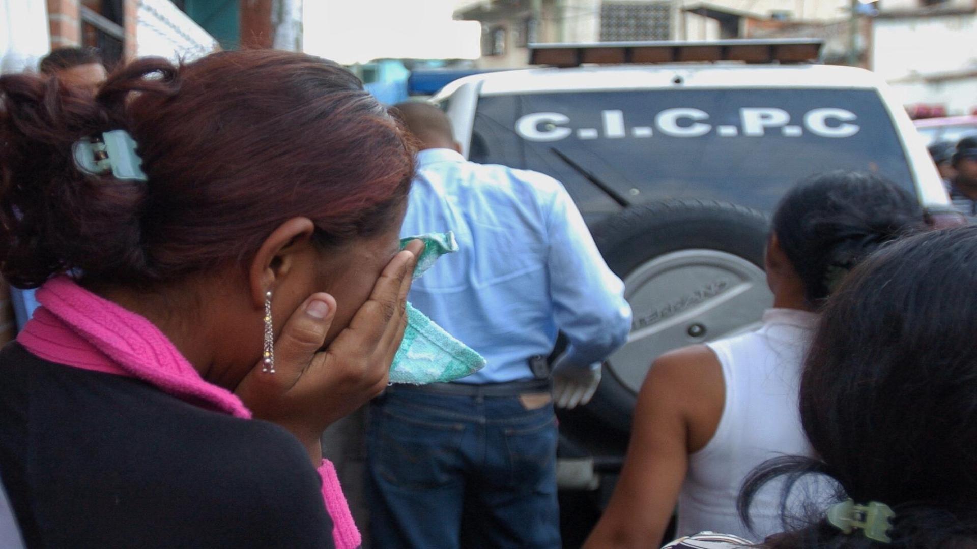 La crisis empuja al venezolano al vacío