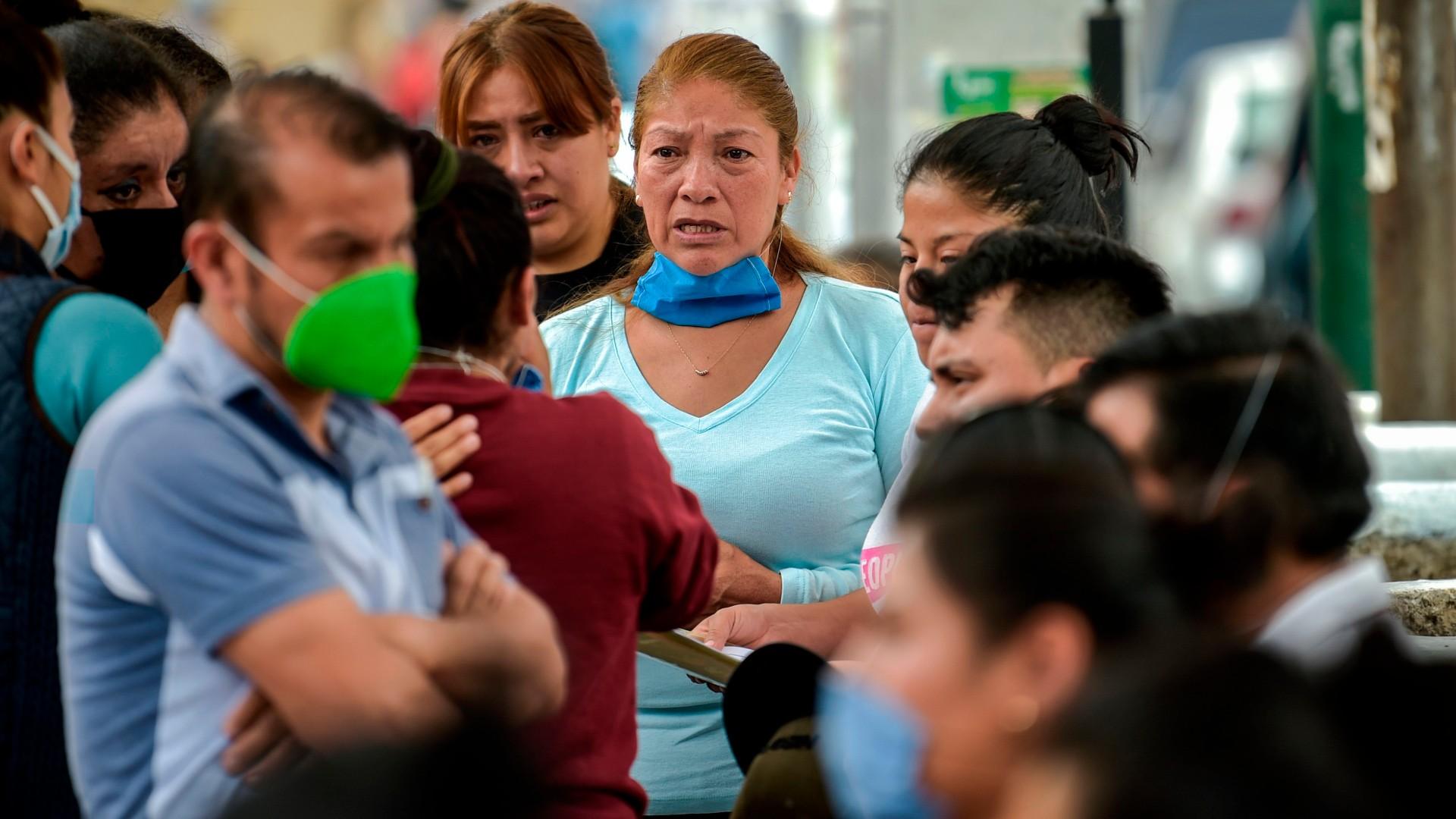 Más de 200.000 muertos en América Latina por la covid-19