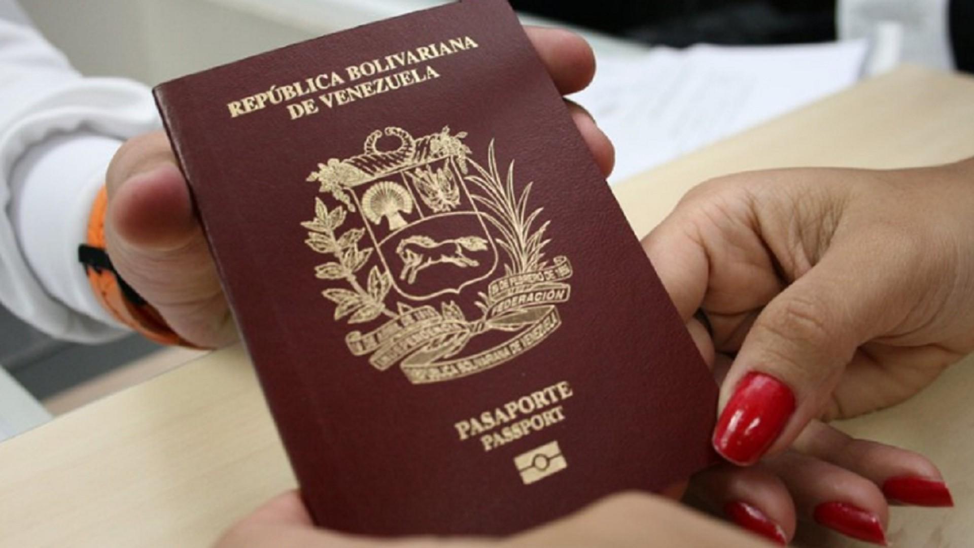 Saime aumenta costo del pasaporte en más del 150% de su valor