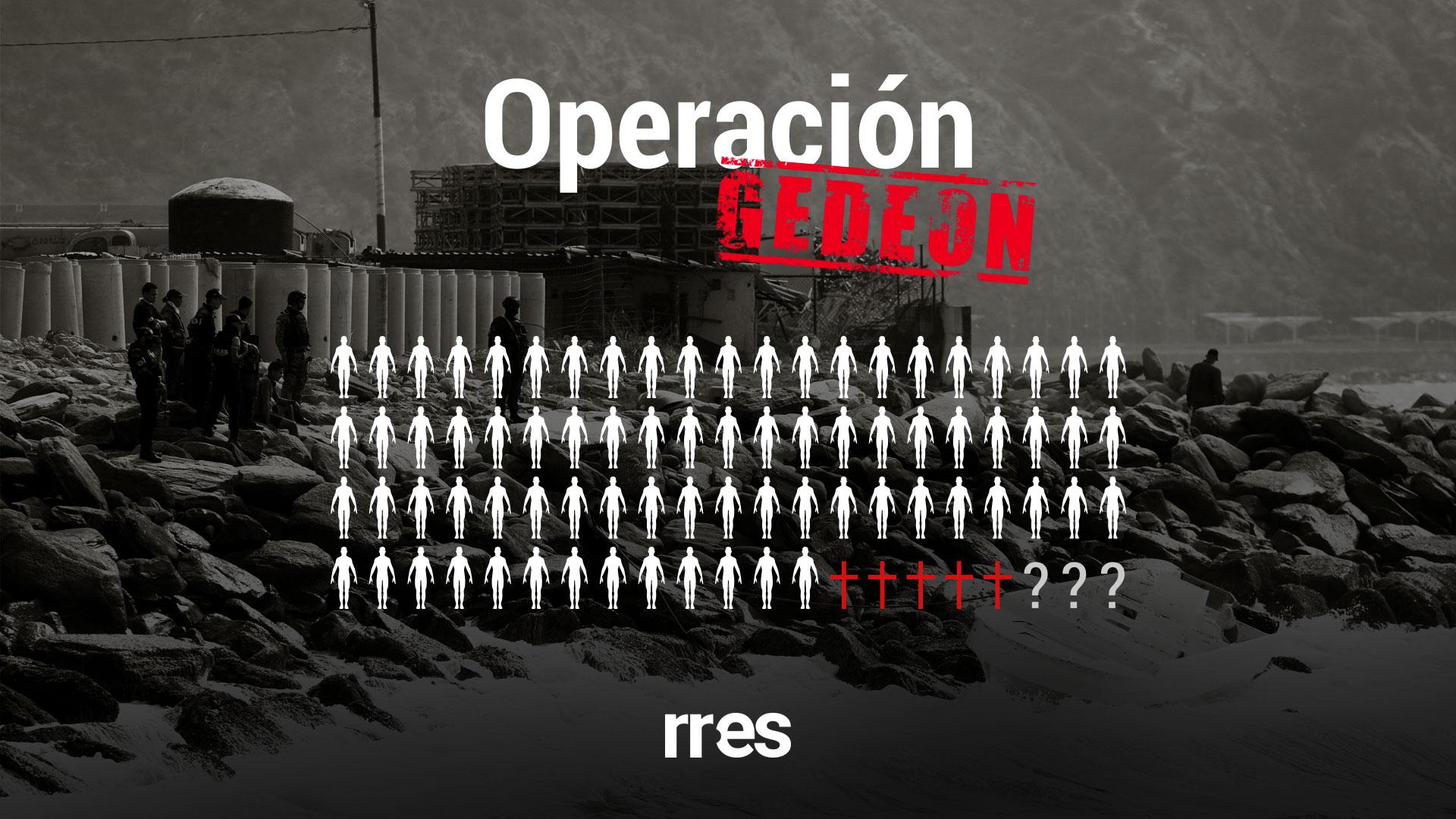 Presuntos implicados: Los 79 presos de Maduro por la Operación Gedeón