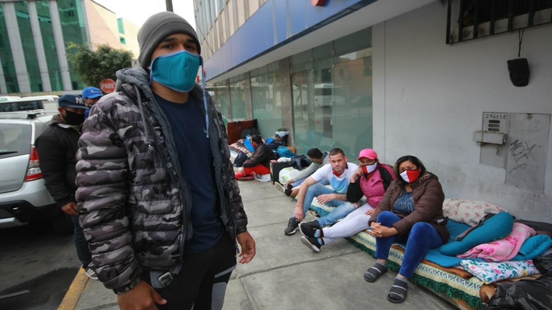 COVID-19: Historias de migrantes venezolanos que fallecieron por el virus en Perú