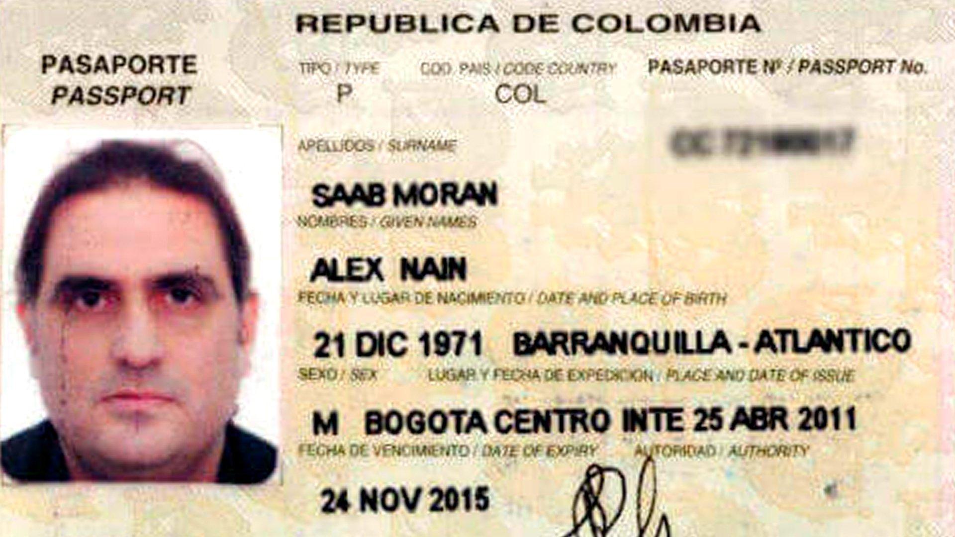 Álex Saab es trasladado a Isla de Sal en operativo judicial