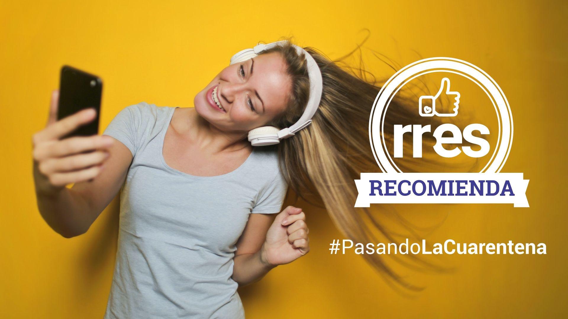 #PasandoLaCuarentena | Porque sonreír es la mejor medicina