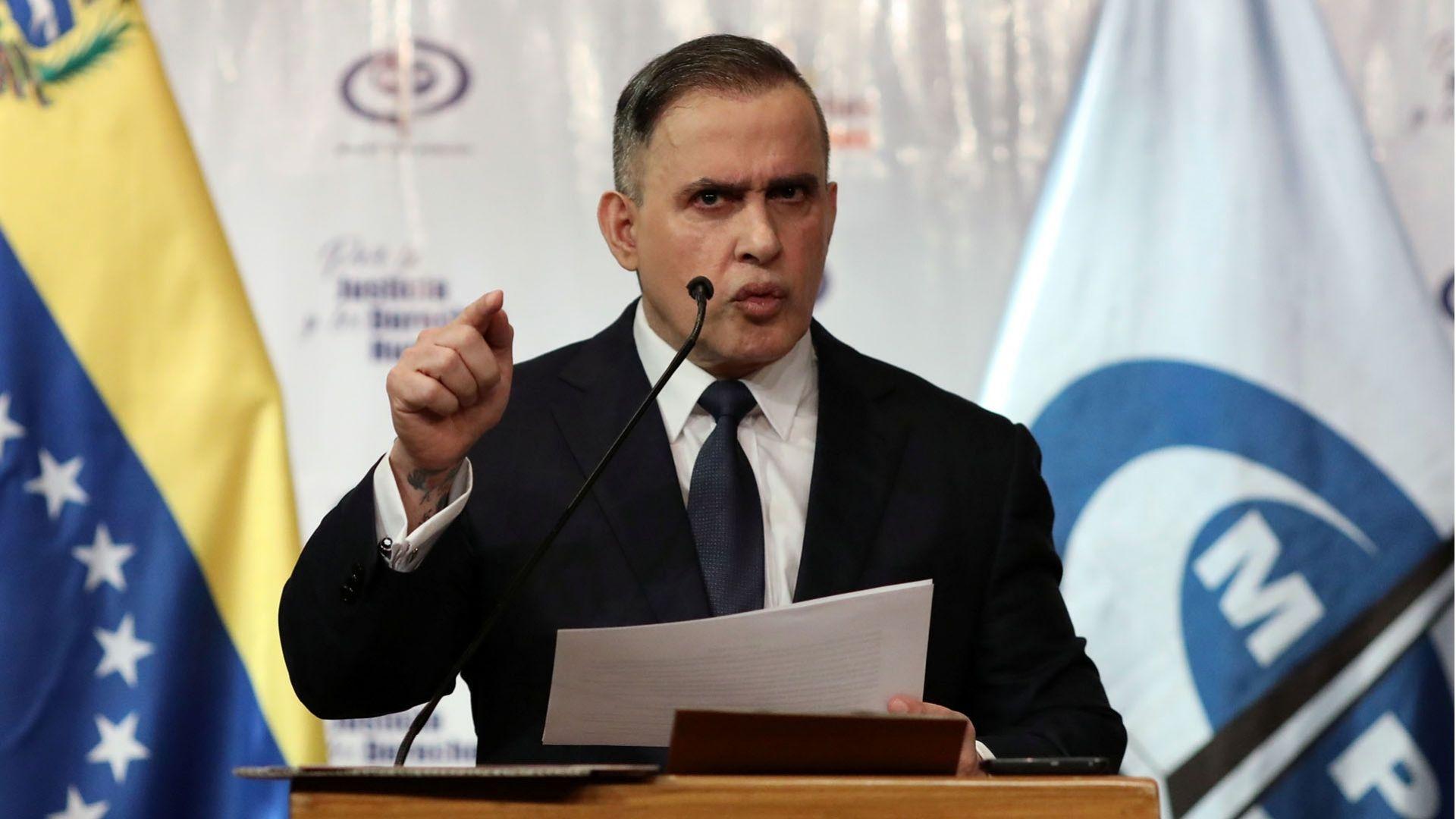 Saab emitió órdenes de aprehensión contra funcionarios de Guaidó