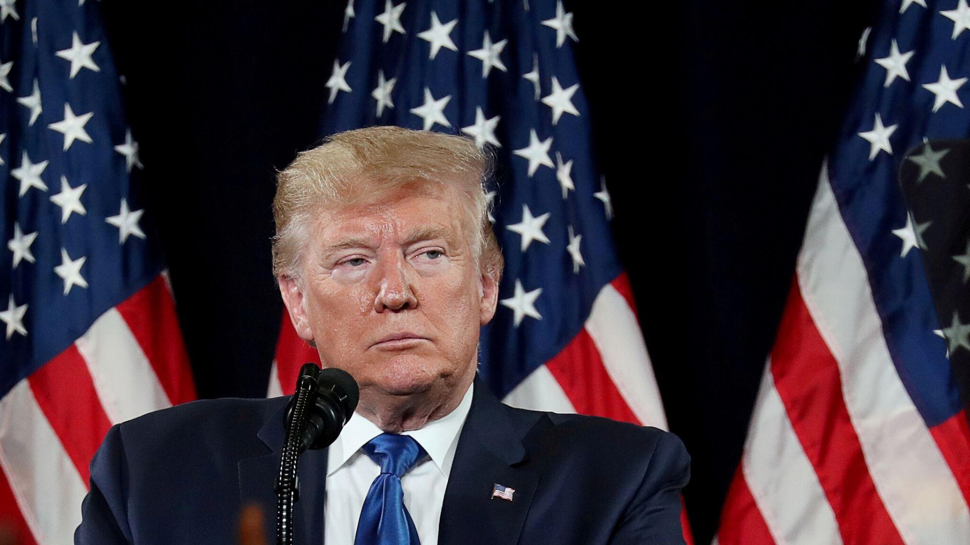Donald Trump fue confirmado como candidato republicano