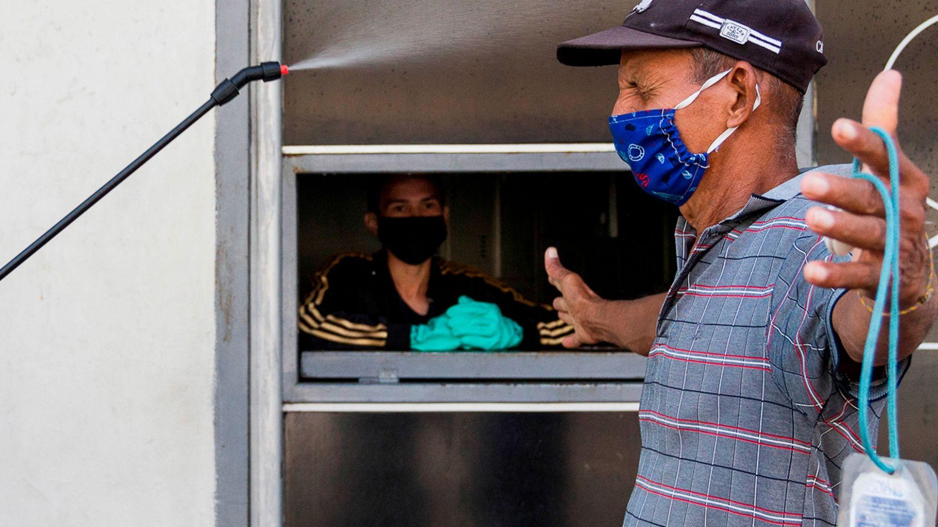 Zulia alcanzó más de dos mil contagios por coronavirus