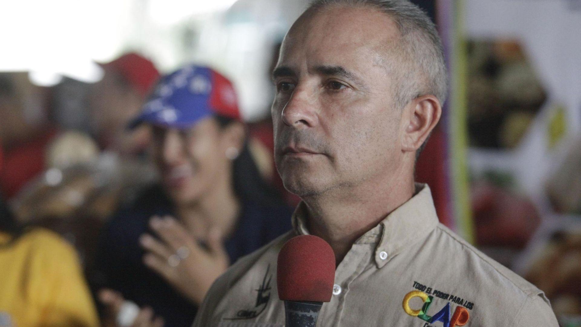 Freddy Bernal informó que se recuperó del covid-19