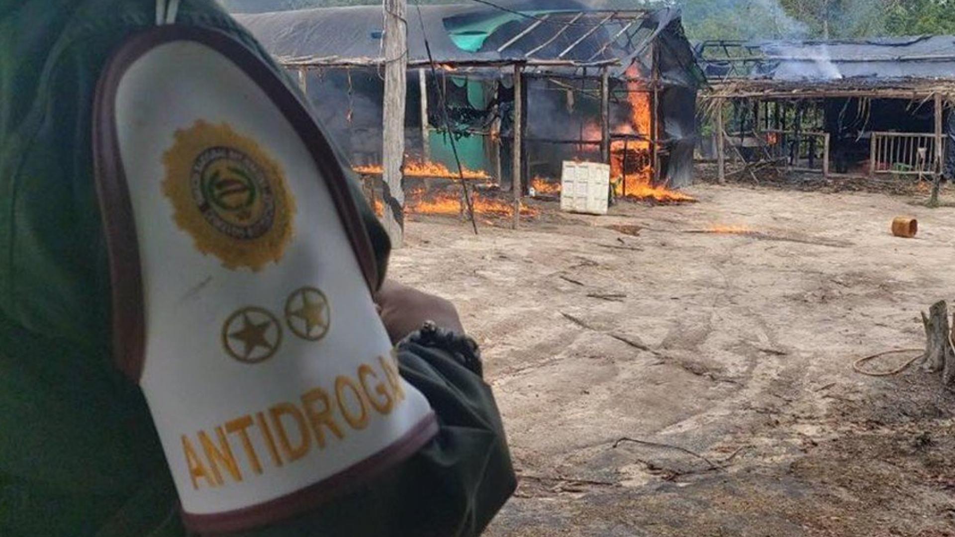 GN incauta más de nueve toneladas de cocaína en Zulia