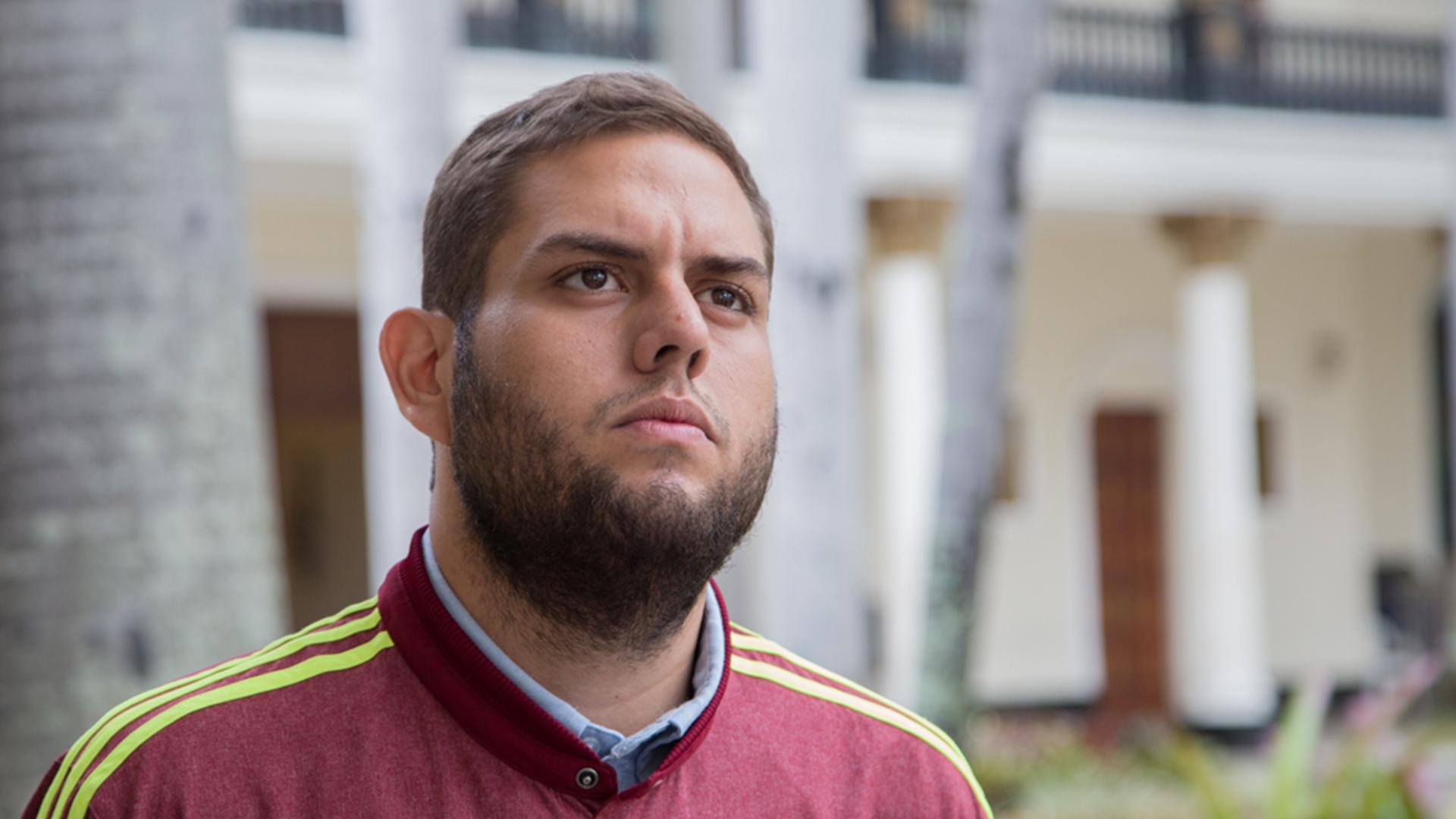 """A dos años del arresto de Juan Requesens: """"No hay nada que negociar"""""""