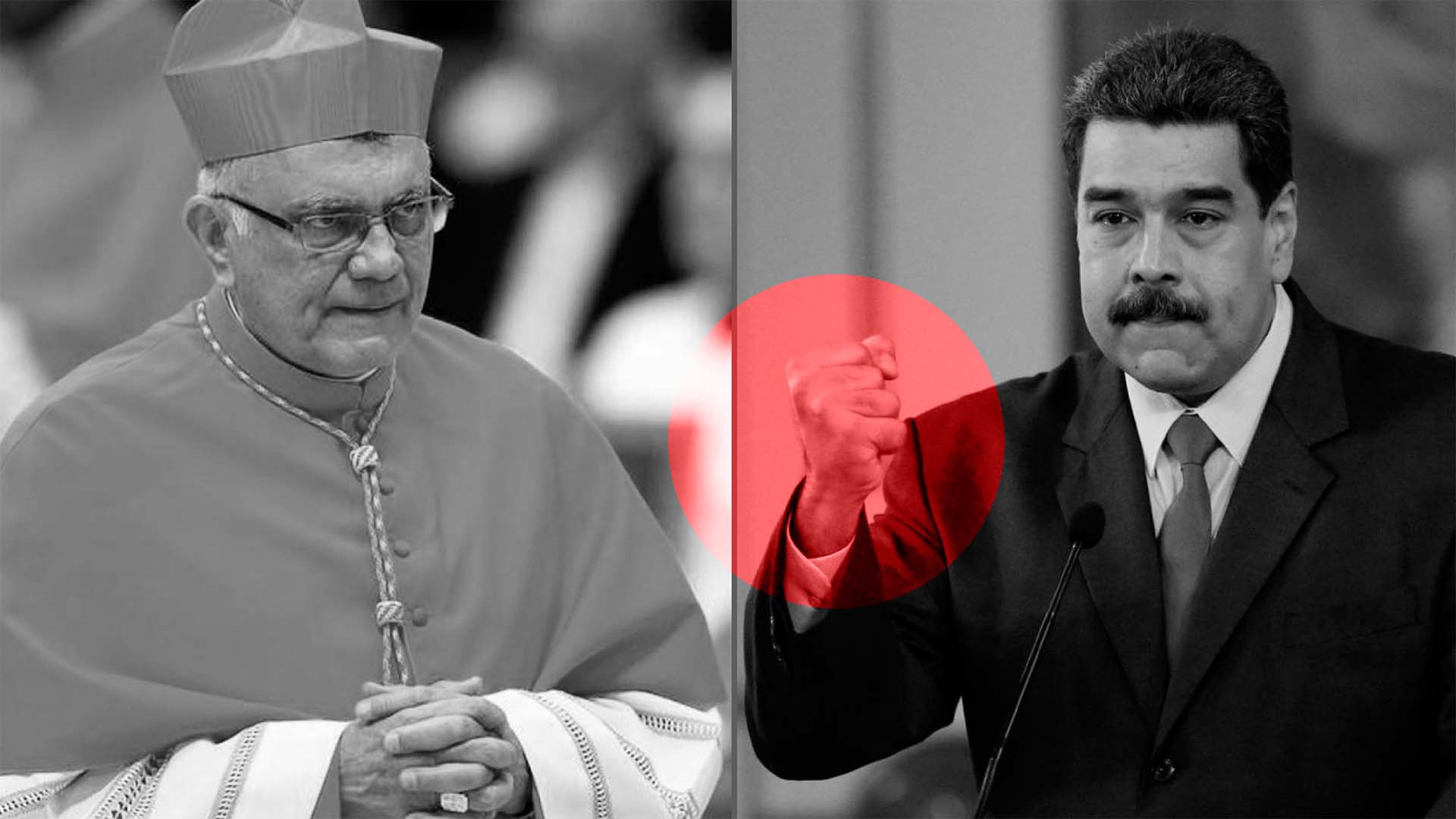 Runrunes de Bocaranda: BAJO – MADURO vs IGLESIA