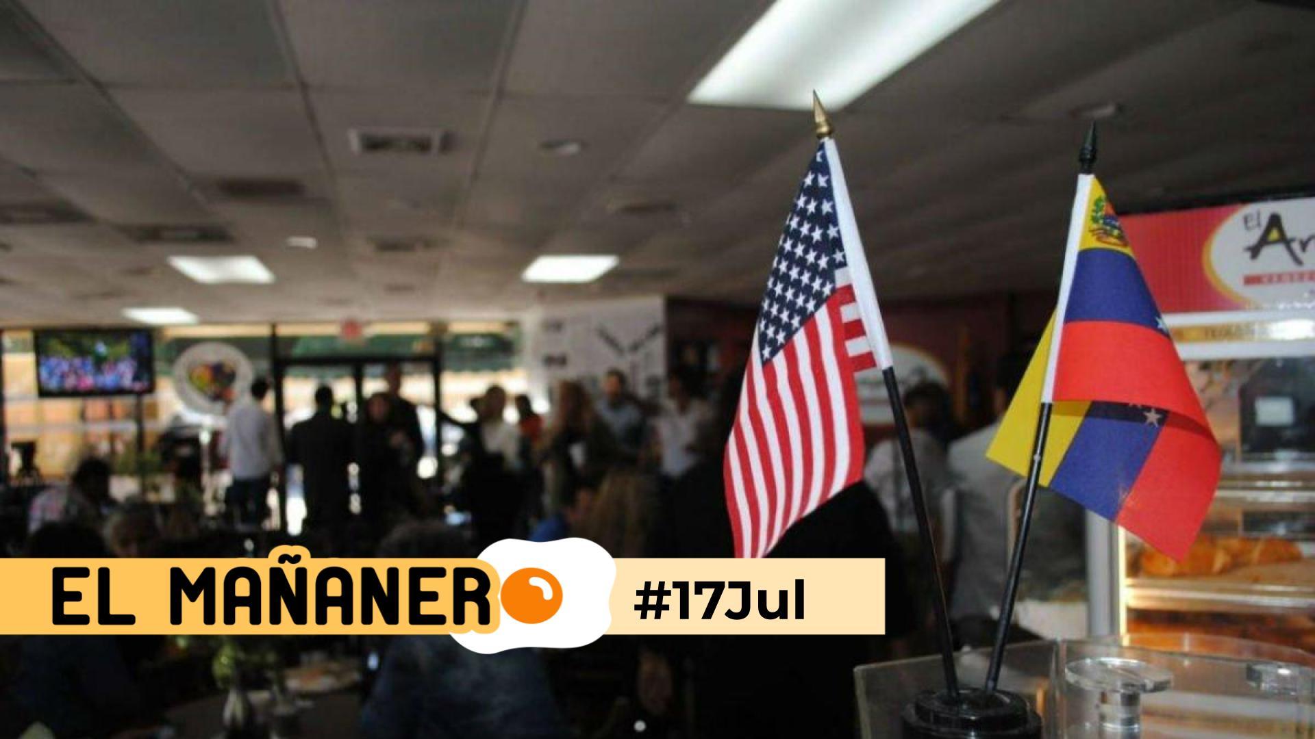 El Mañanero de hoy #17Jul: Las 8 noticias que debes saber