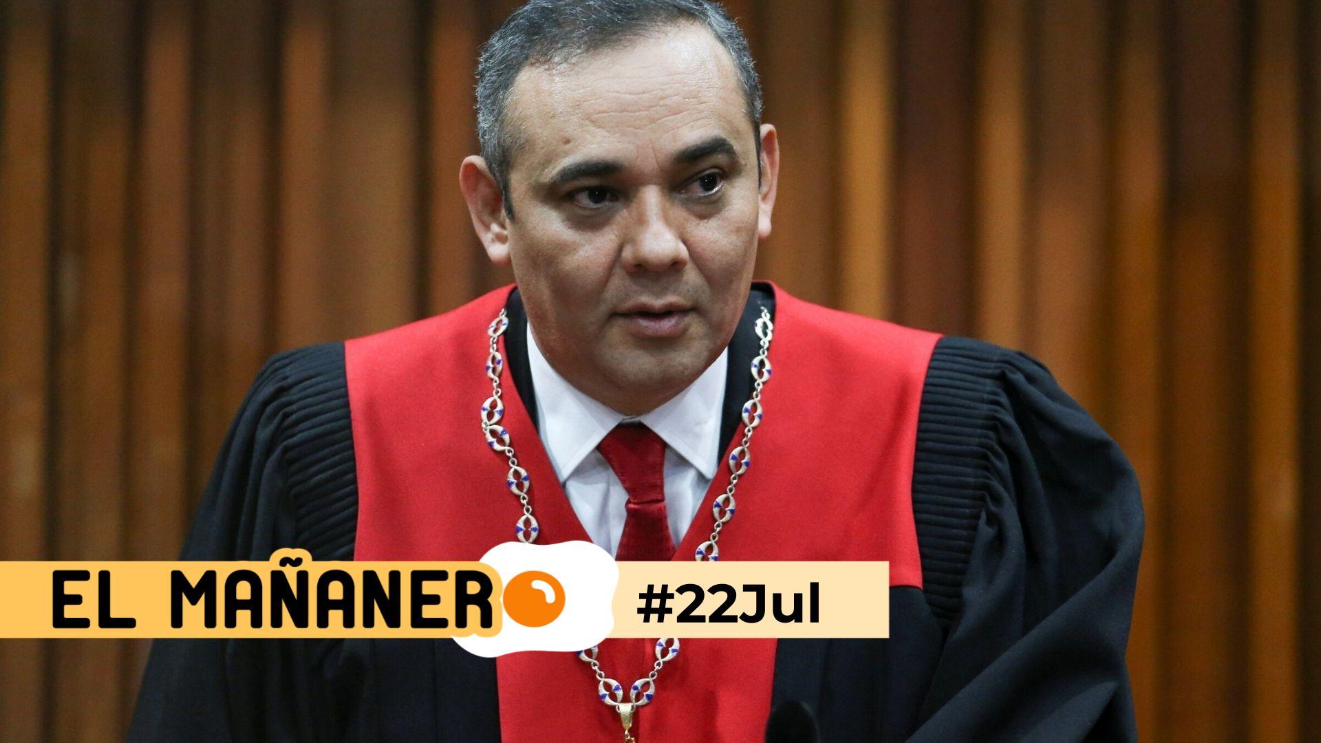 El Mañanero de hoy #22Jul: Las 8 noticias que debes saber