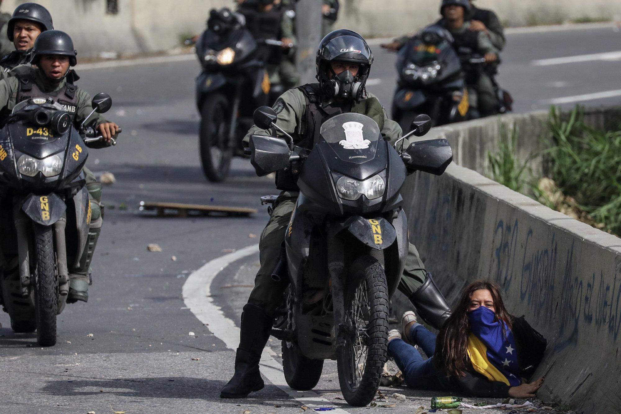 DDHH olvidados | Detenida, torturada y pisada por la bota militar