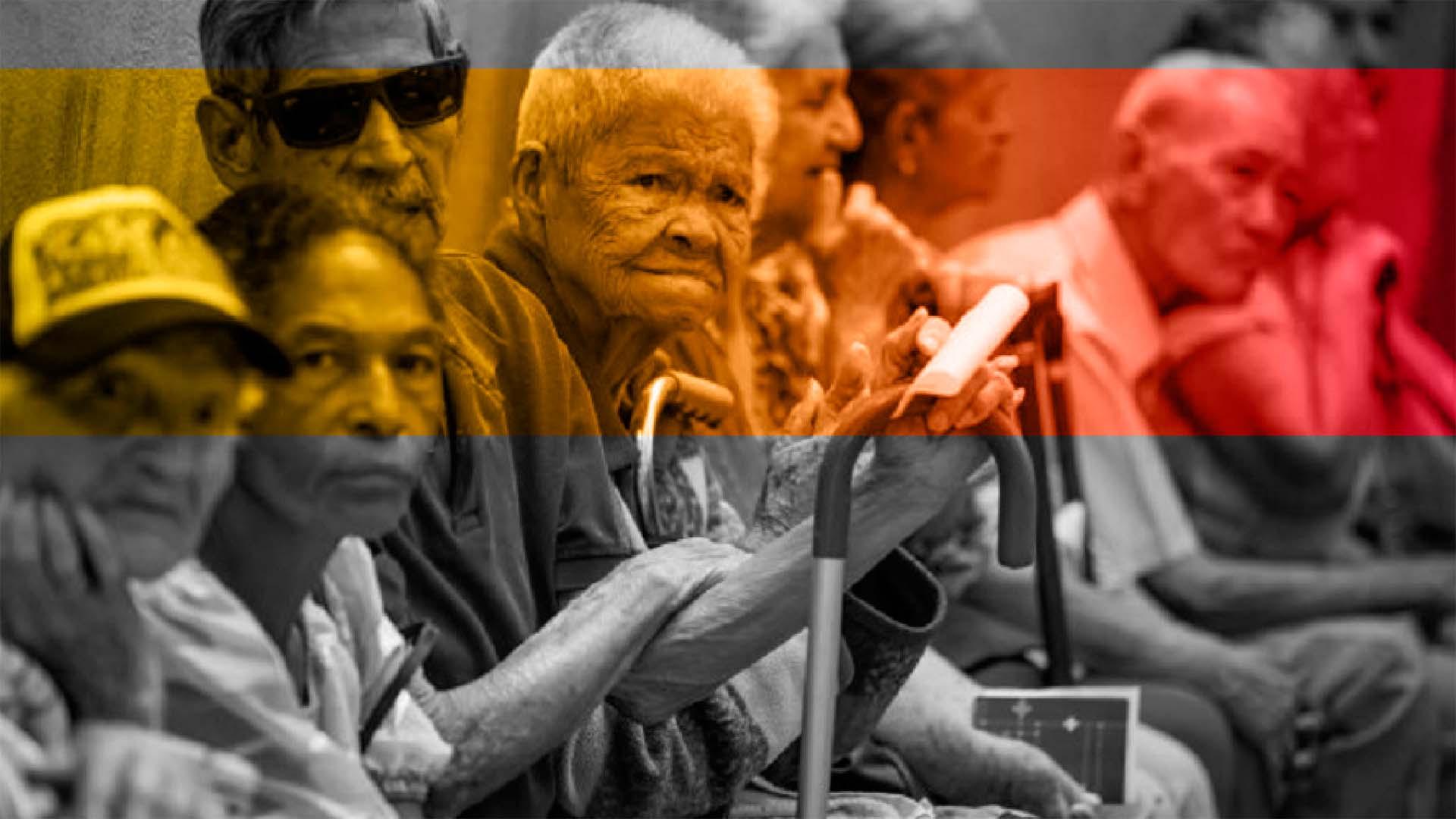 Runrunes de Bocaranda: MEDIO – PENSIONADOS CON $ 1,6