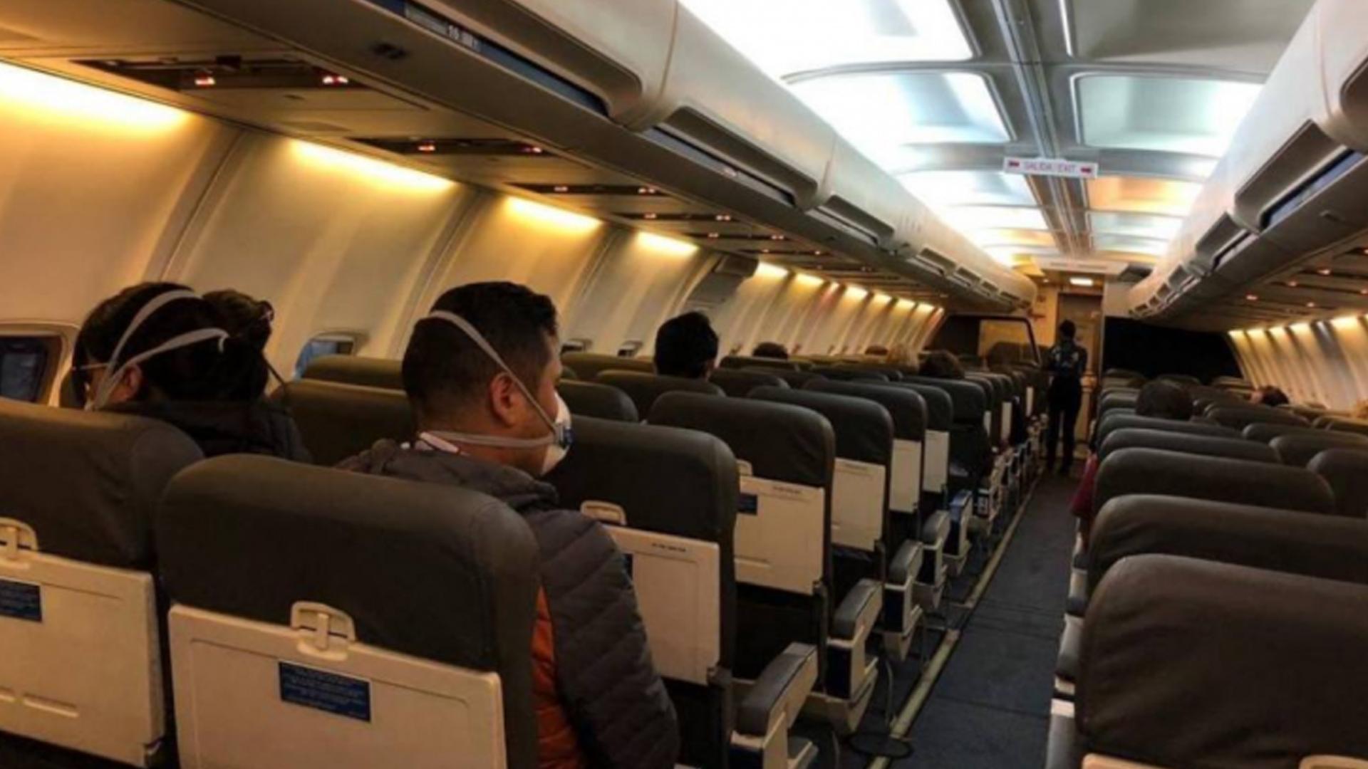 Más de 300 Venezolanos varados en Madrid llegaron a Maiquetía en un vuelo humanitario