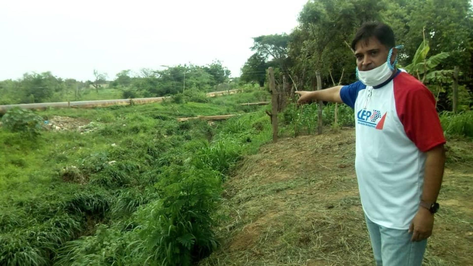 Pedro Mercado: Los venezolanos pasan hasta dos meses sin agua