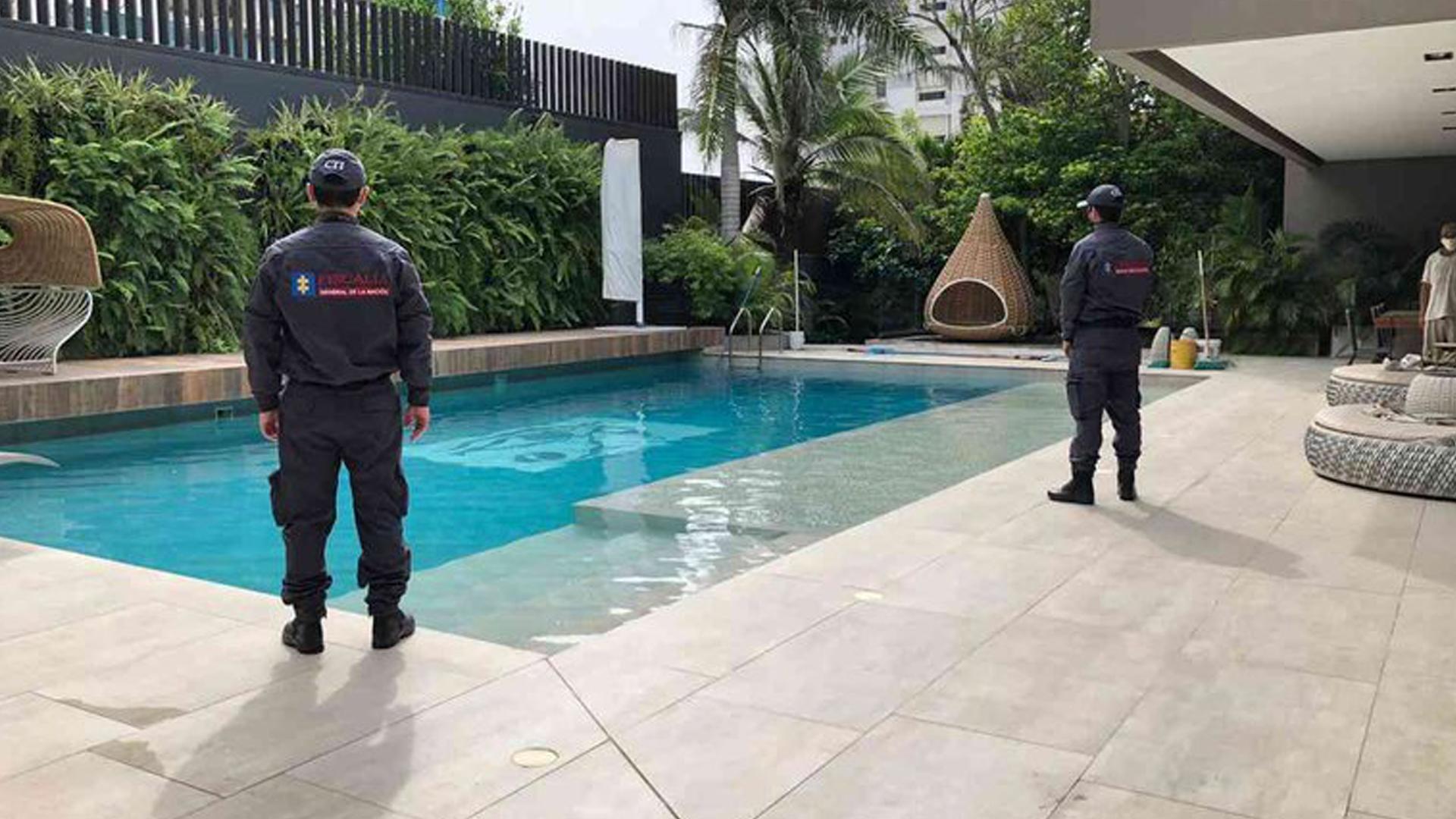 FOTOS | Así es la lujosa mansión que las Fiscalía de Colombia le incautó a Alex Saab