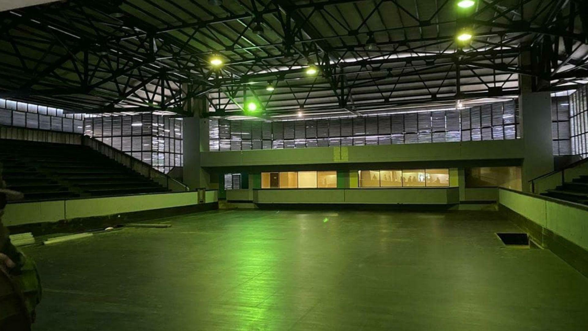 Complejo deportivo Naciones Unidas servirá como centro de pacientes con COVID-19