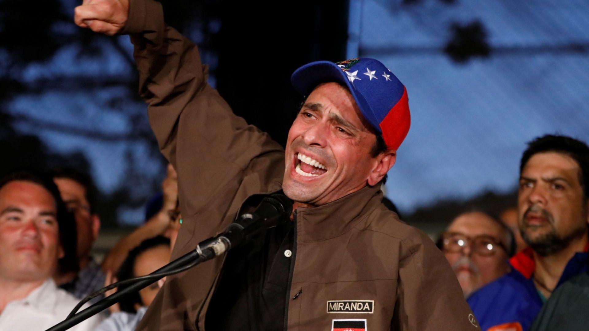 18 perlas que soltó Capriles en entrevista con el diario