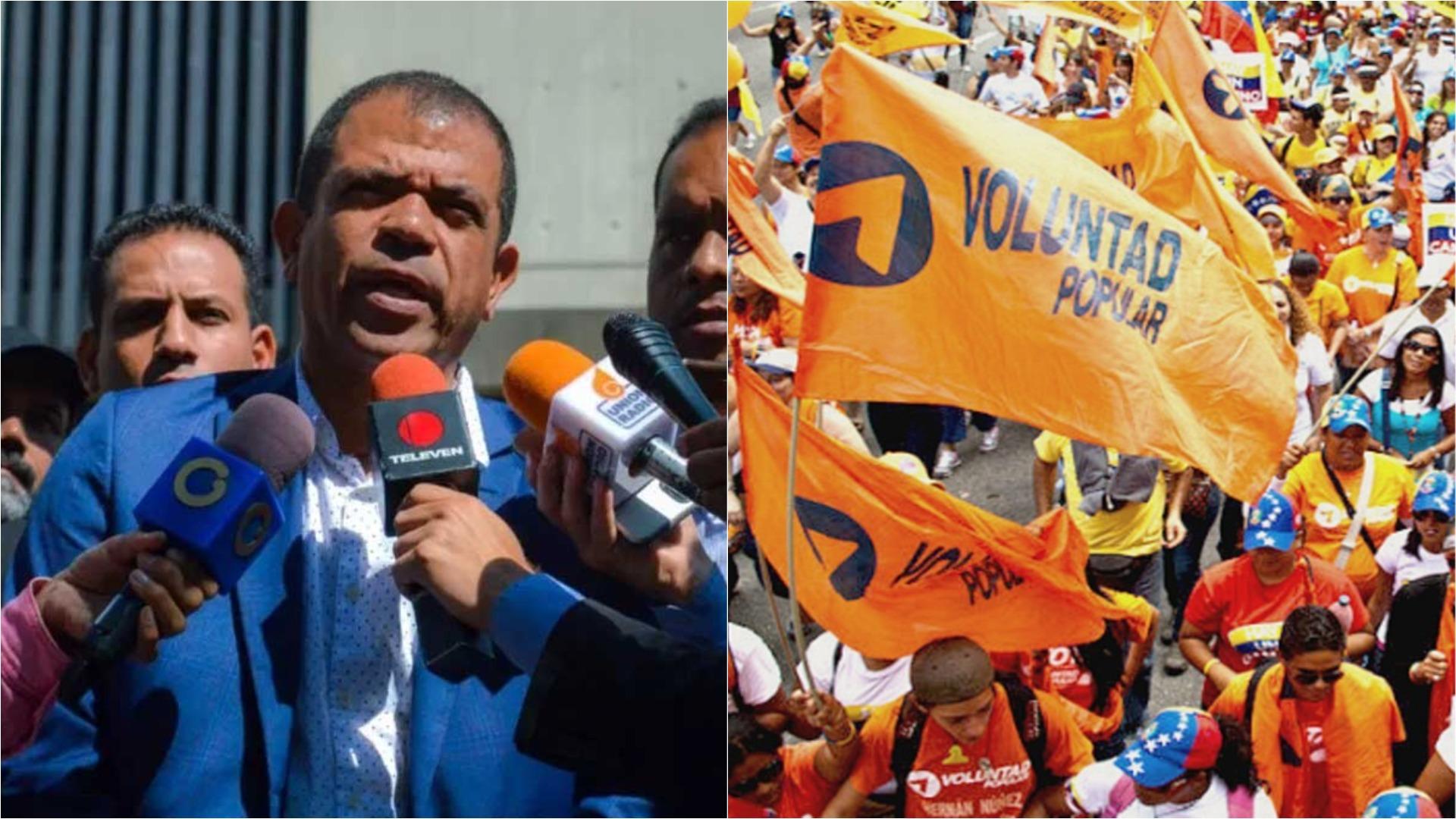 José Gregorio Noriega confirma que VP participará en las parlamentarias