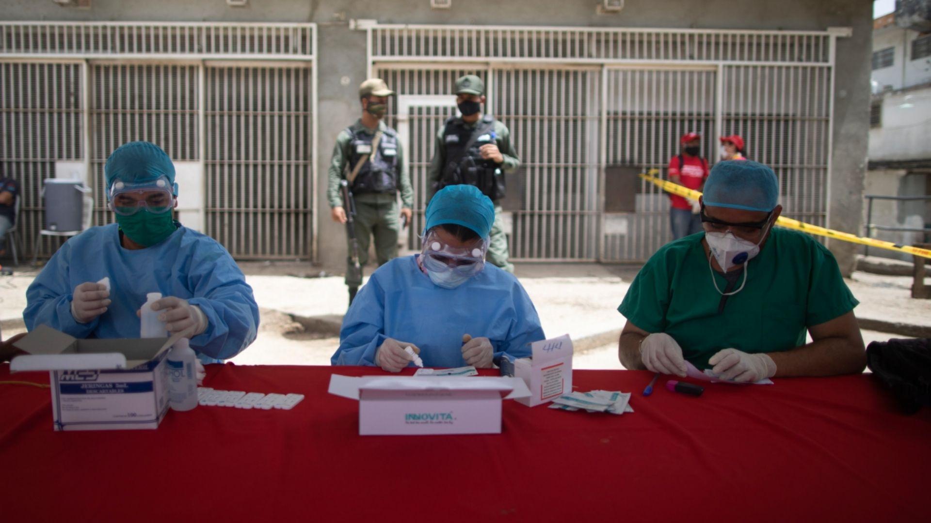 Colegio Médico de Zulia confirma muerte de 17 galenos por COVID-19