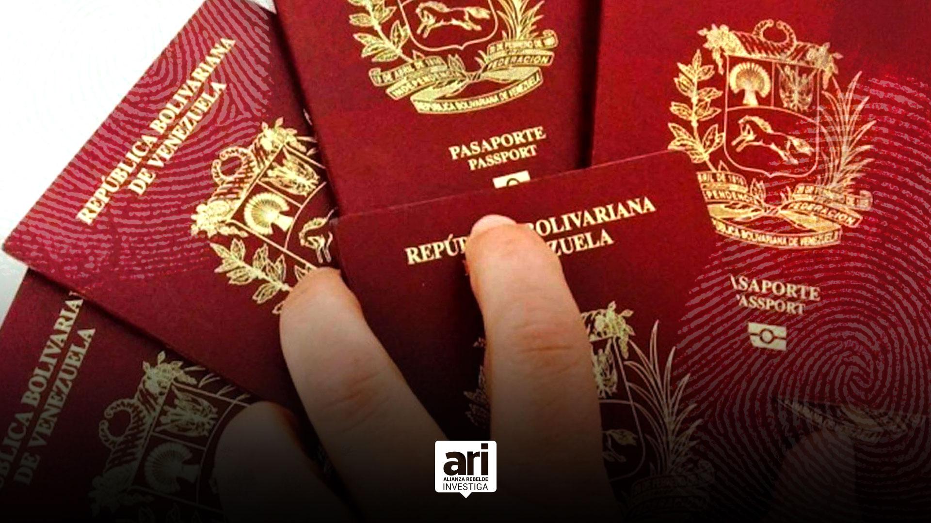 Saime deja a ciudadanos sin pasaporte por falta de personal calificado y fallas del sistema