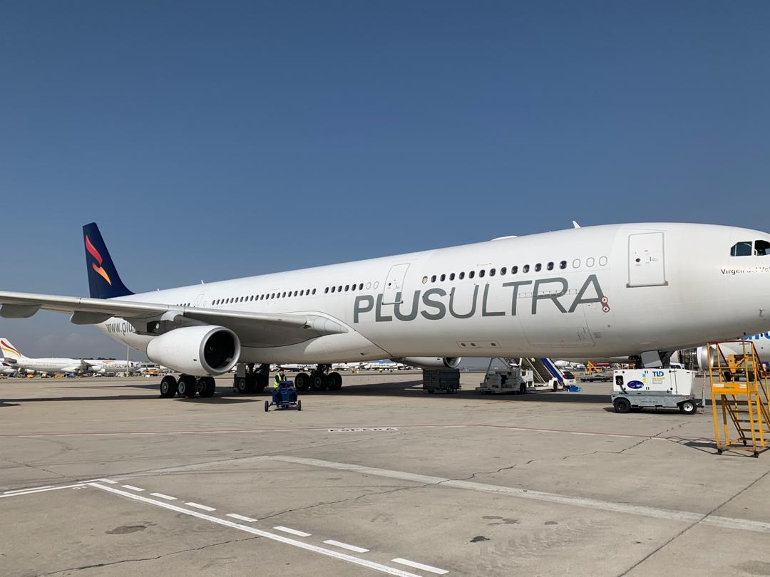 Volver a Venezuela en un vuelo de repatriación en medio de la pandemia