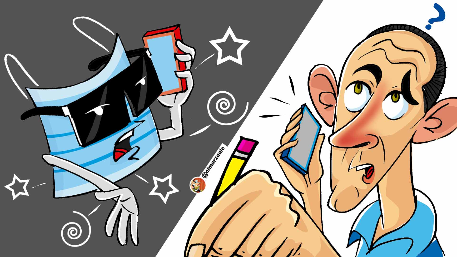 Derecho a réplica de un tapabocas, por Reuben Morales